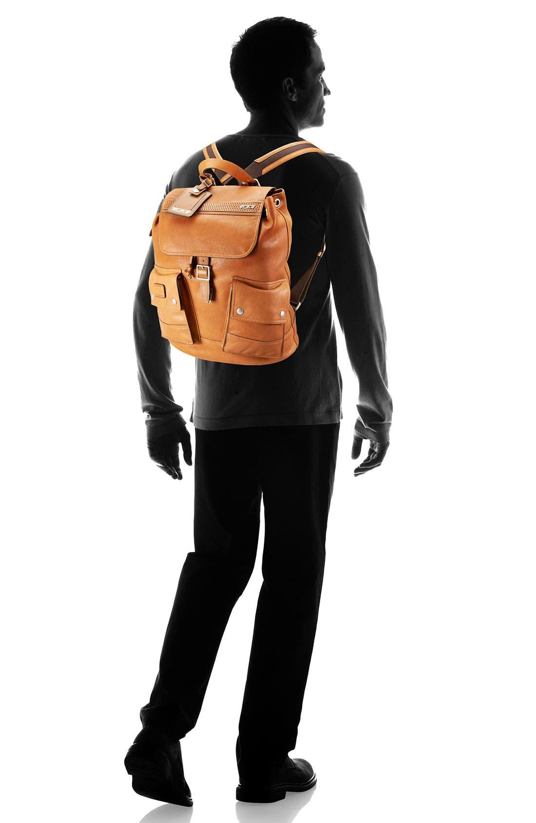 'Ducati Retro - Scrambler' Backpack,                             Alternate thumbnail 4, color,                             219