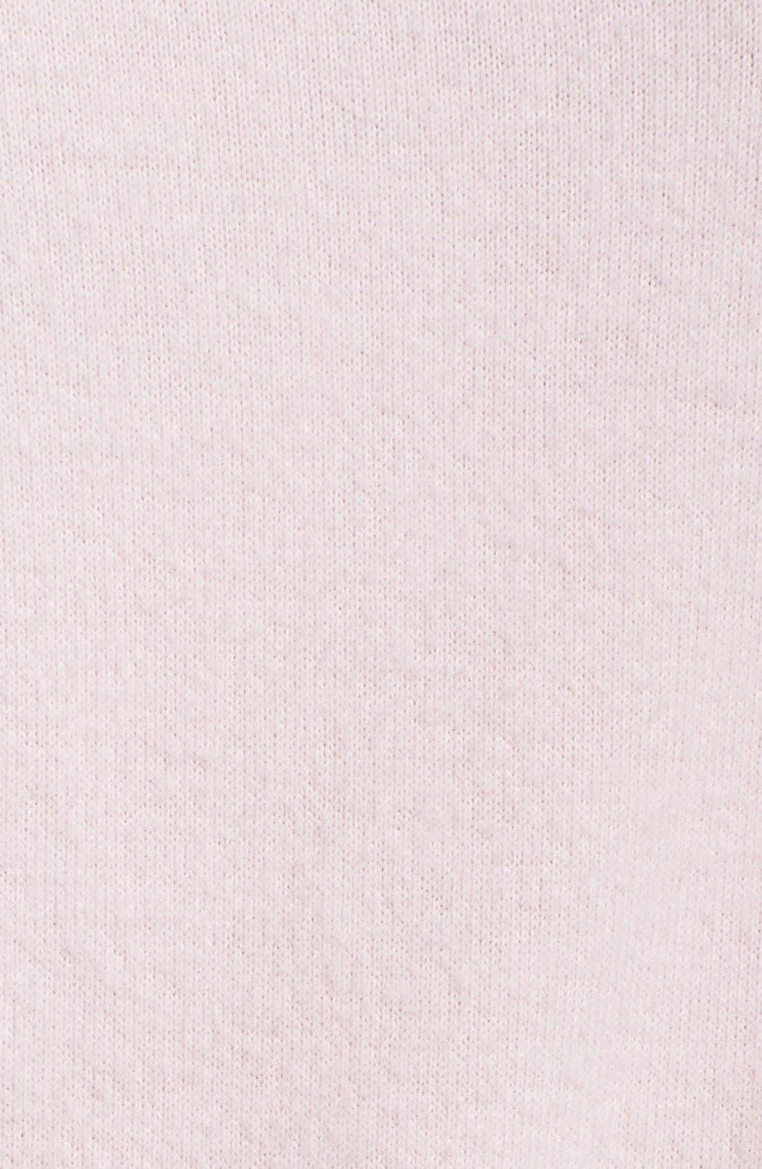 Brushed Hacci Sweatshirt,                             Alternate thumbnail 108, color,