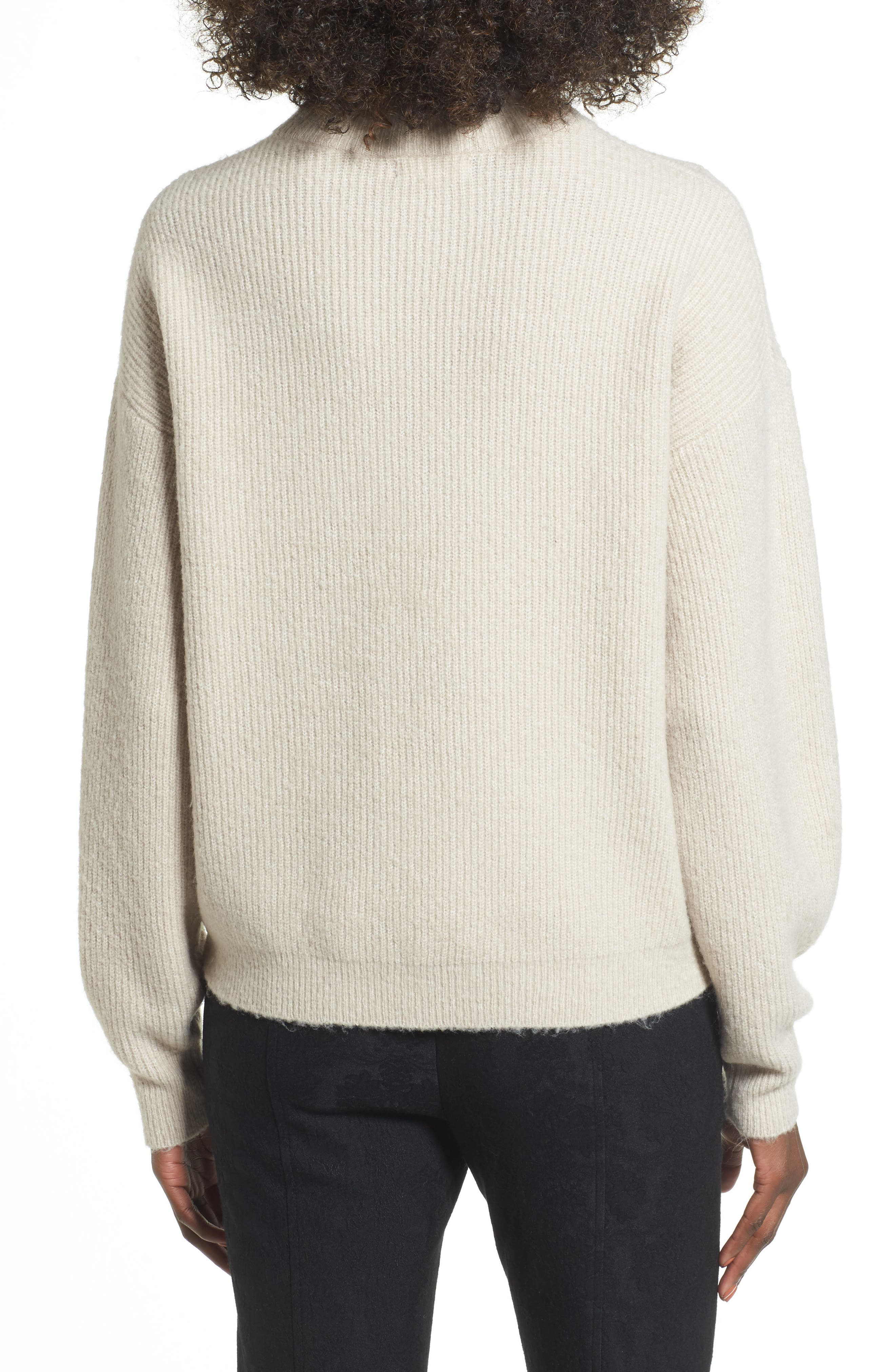Cozy Ribbed Pullover,                             Alternate thumbnail 10, color,