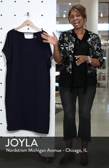 Keyhole Back Shift Dress, sales video thumbnail
