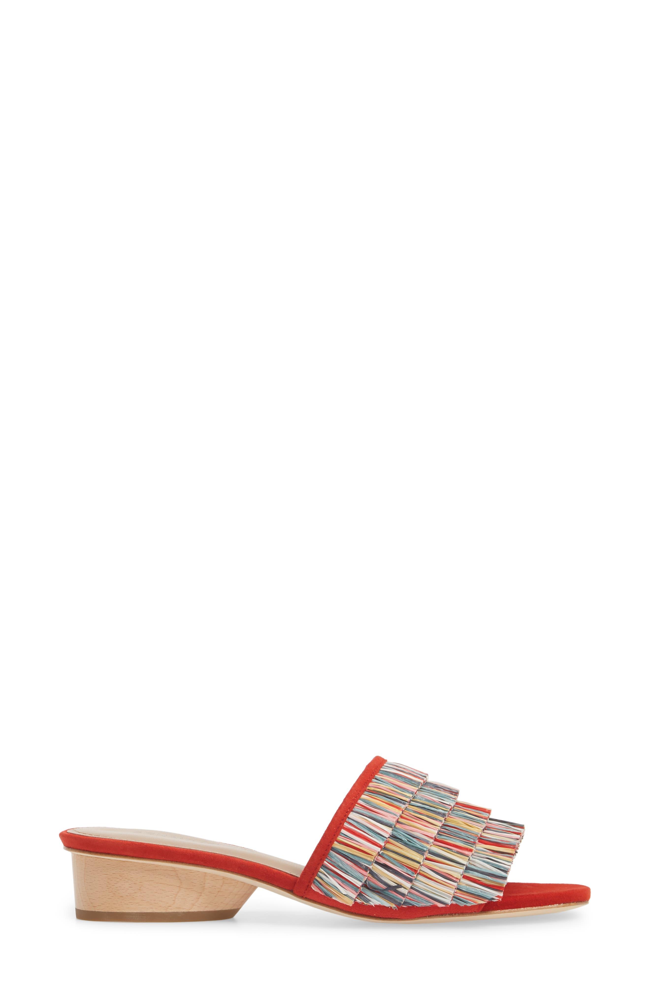 Reise Slide Sandal,                             Alternate thumbnail 5, color,