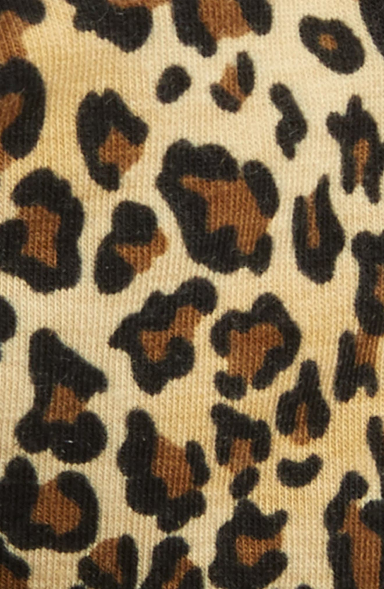 Animal Print Faux Fur Beanie,                             Alternate thumbnail 2, color,                             200