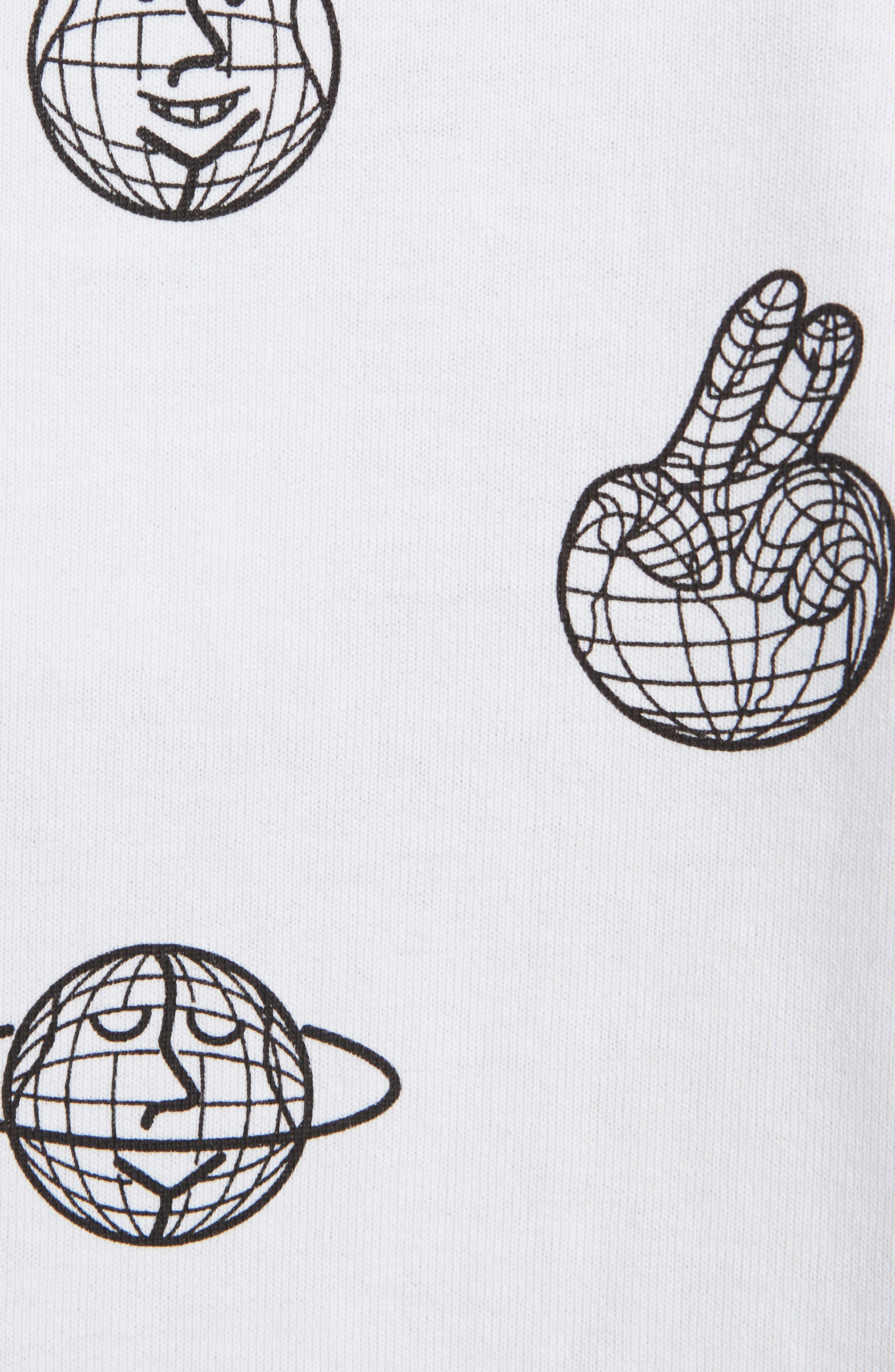 Graphic T-Shirt,                             Alternate thumbnail 5, color,                             100