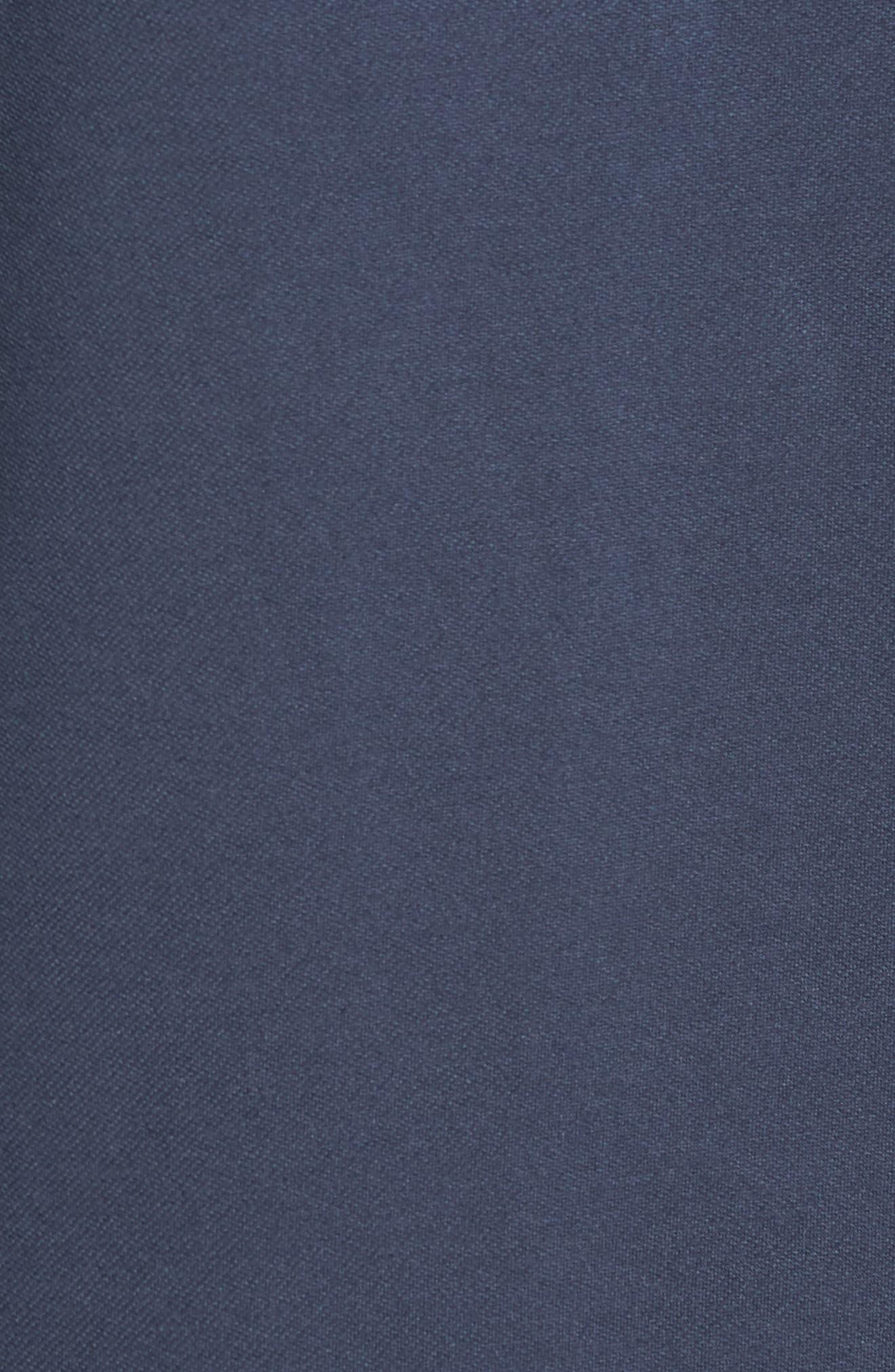 Kaibosh Regular Fit Polo,                             Alternate thumbnail 5, color,                             BLUE NIGHTS