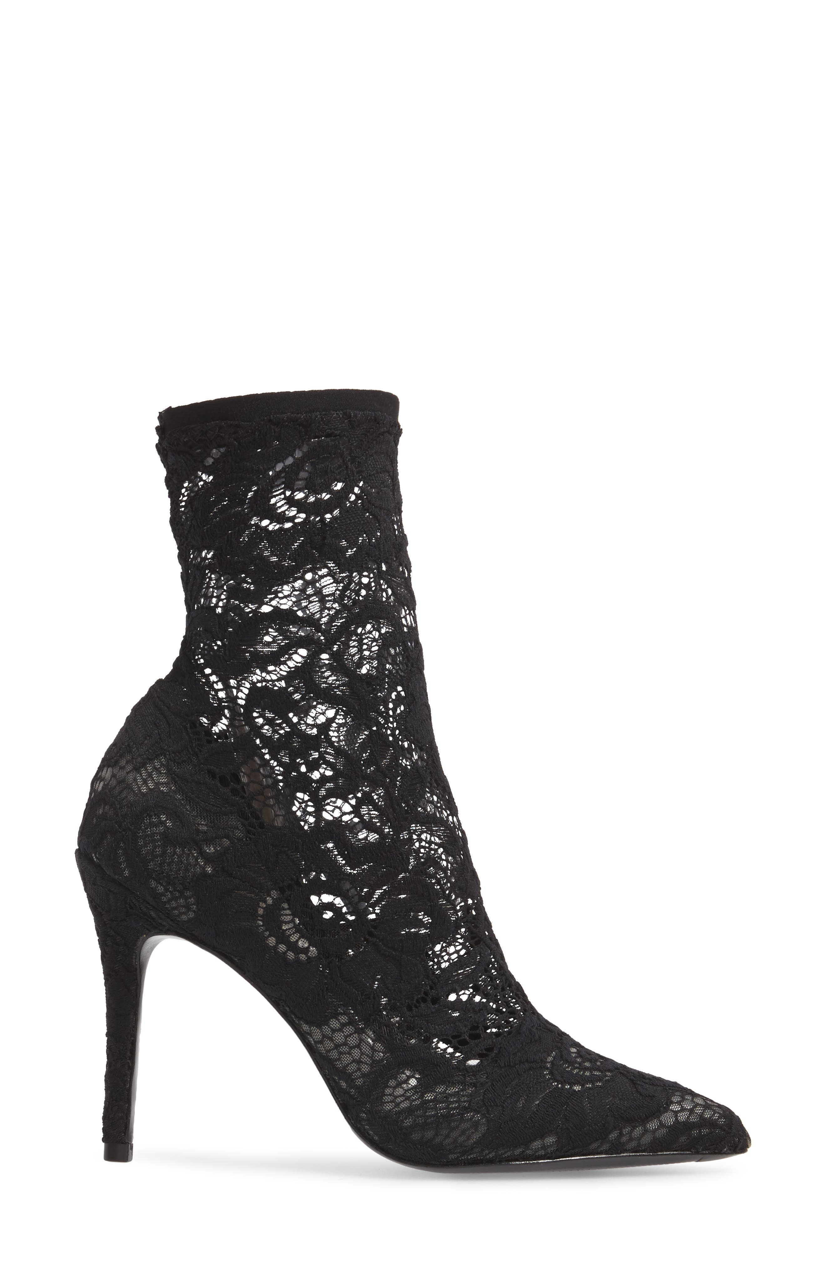 Player Sock Bootie,                             Alternate thumbnail 3, color,                             001