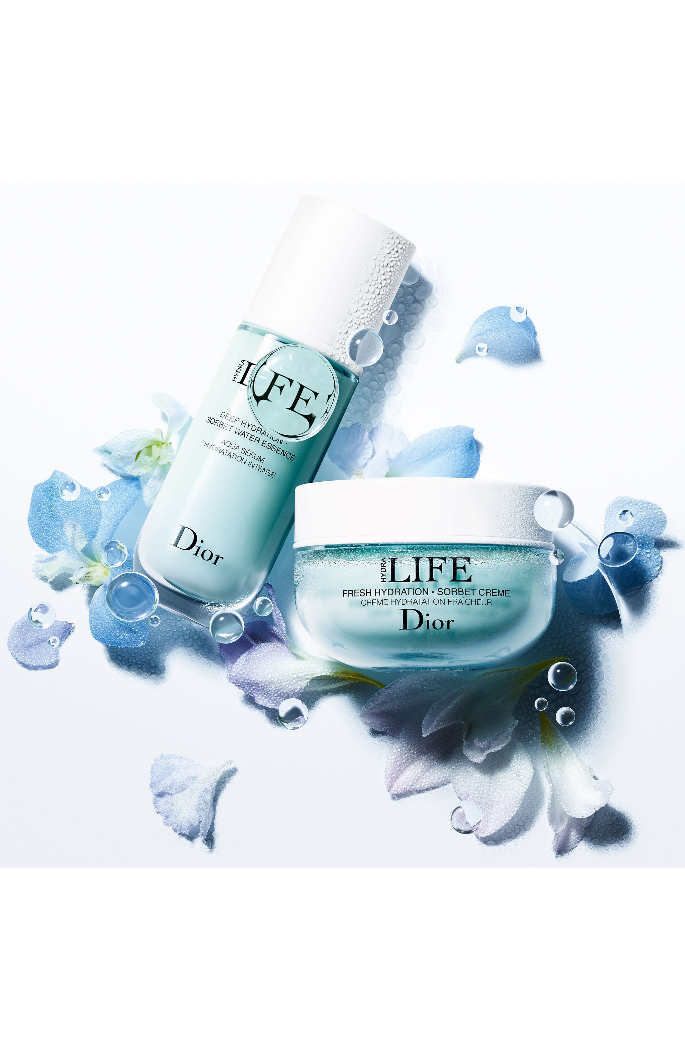 Hydra Life Deep Hydration Sorbet Water Essence,                             Alternate thumbnail 5, color,                             NO COLOR