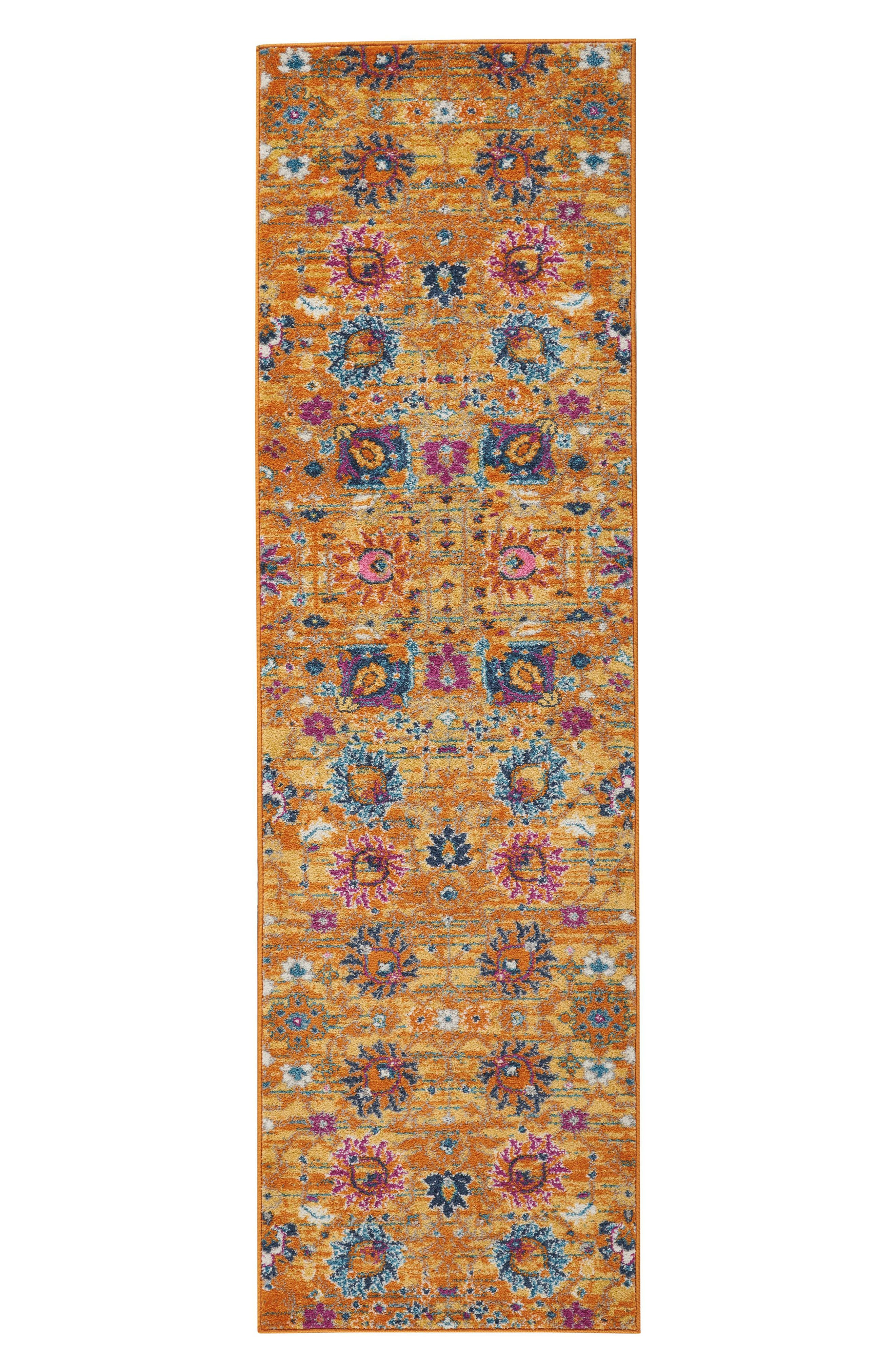Sunburst Rug,                             Main thumbnail 1, color,                             800
