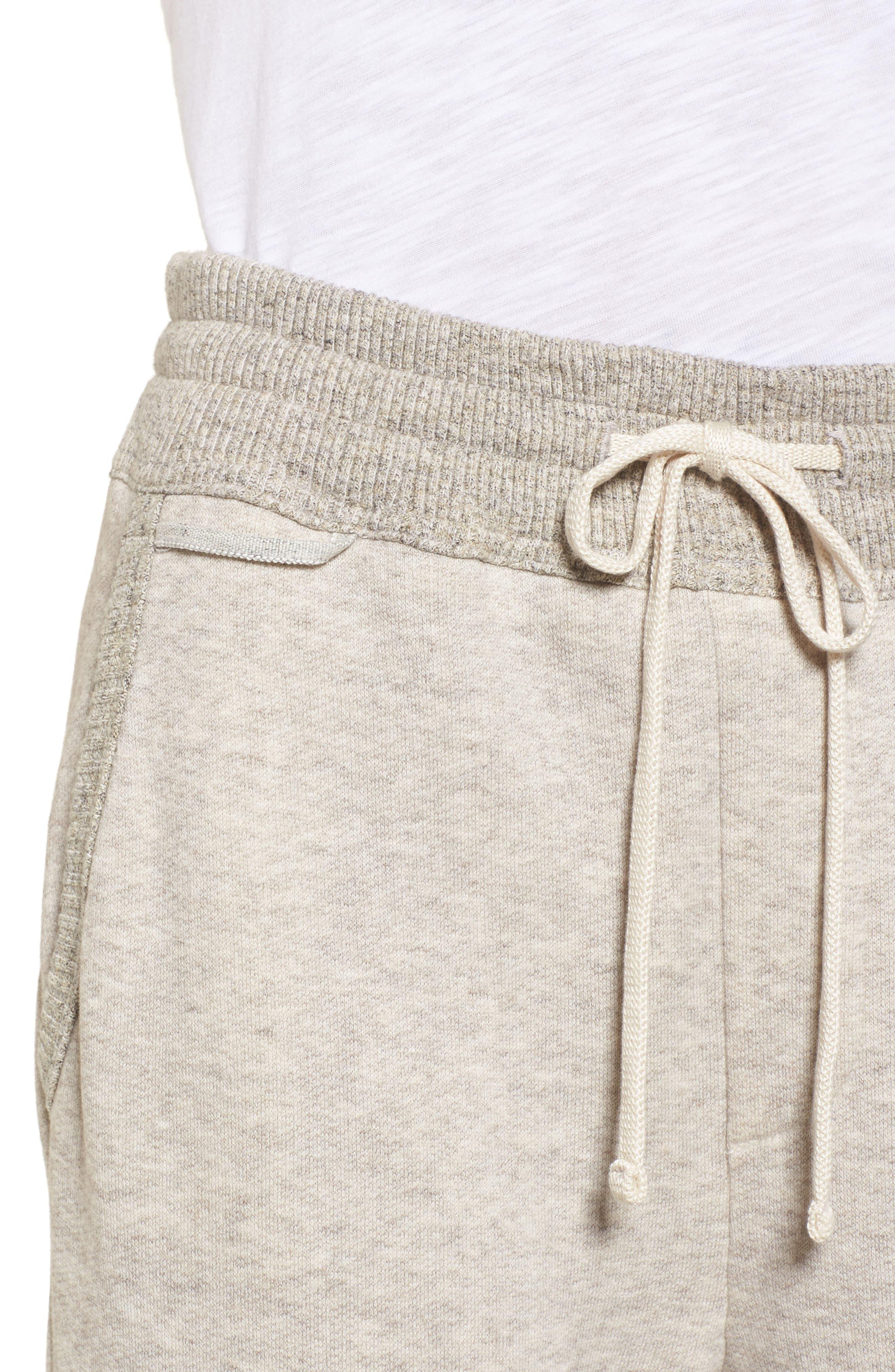 Terry Lounge Pants,                             Alternate thumbnail 8, color,