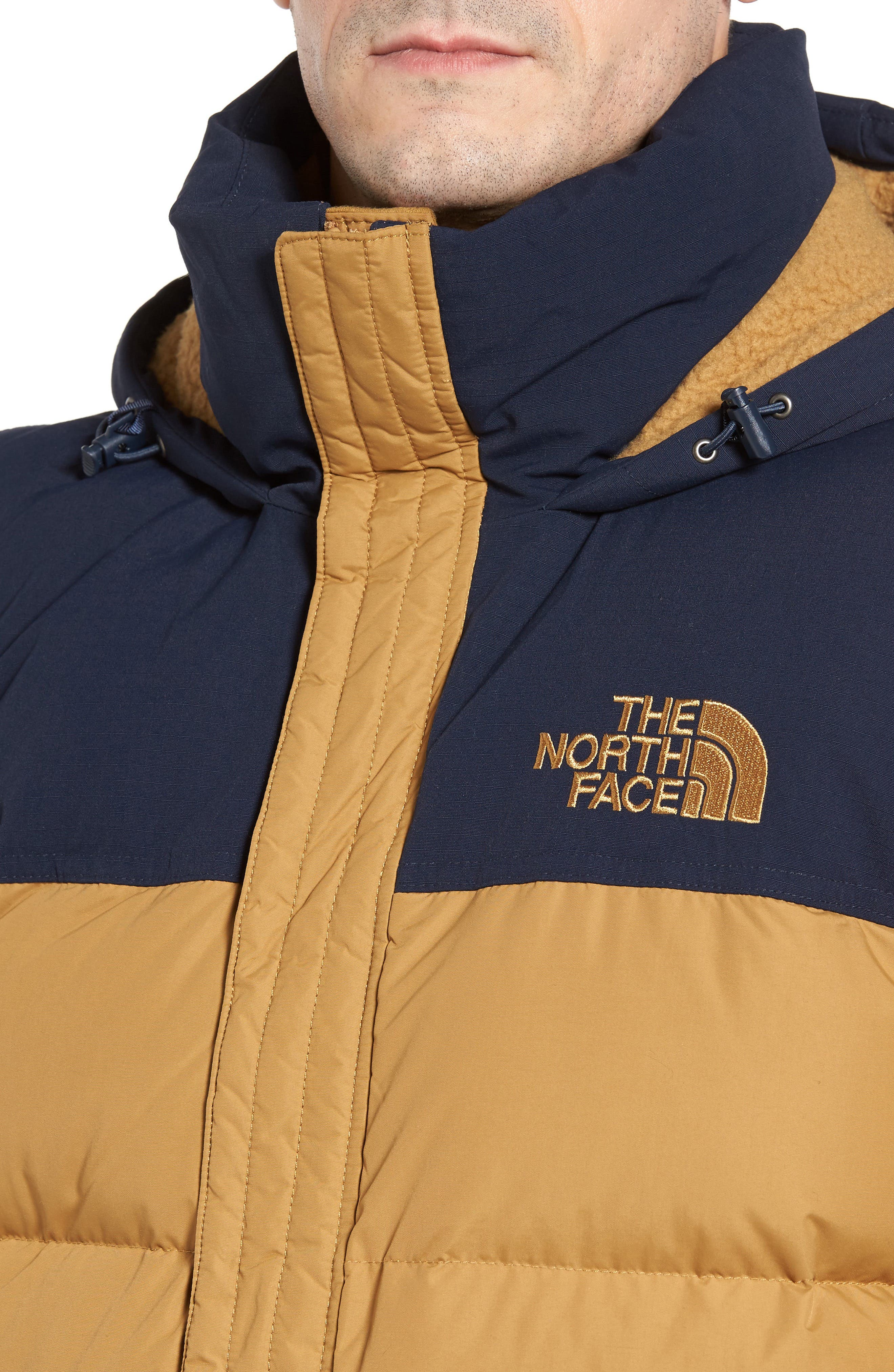 Nuptse Ridge Down Jacket,                             Alternate thumbnail 23, color,