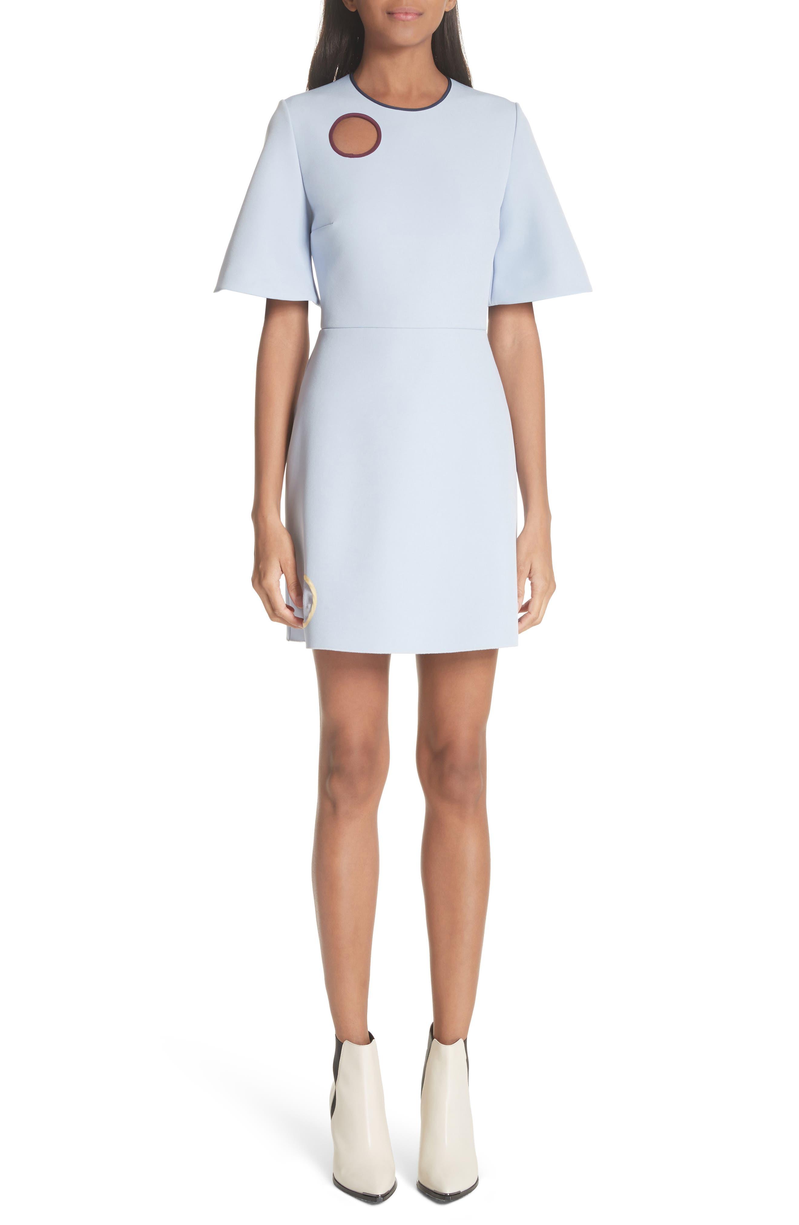 Layken Minidress,                         Main,                         color, 400