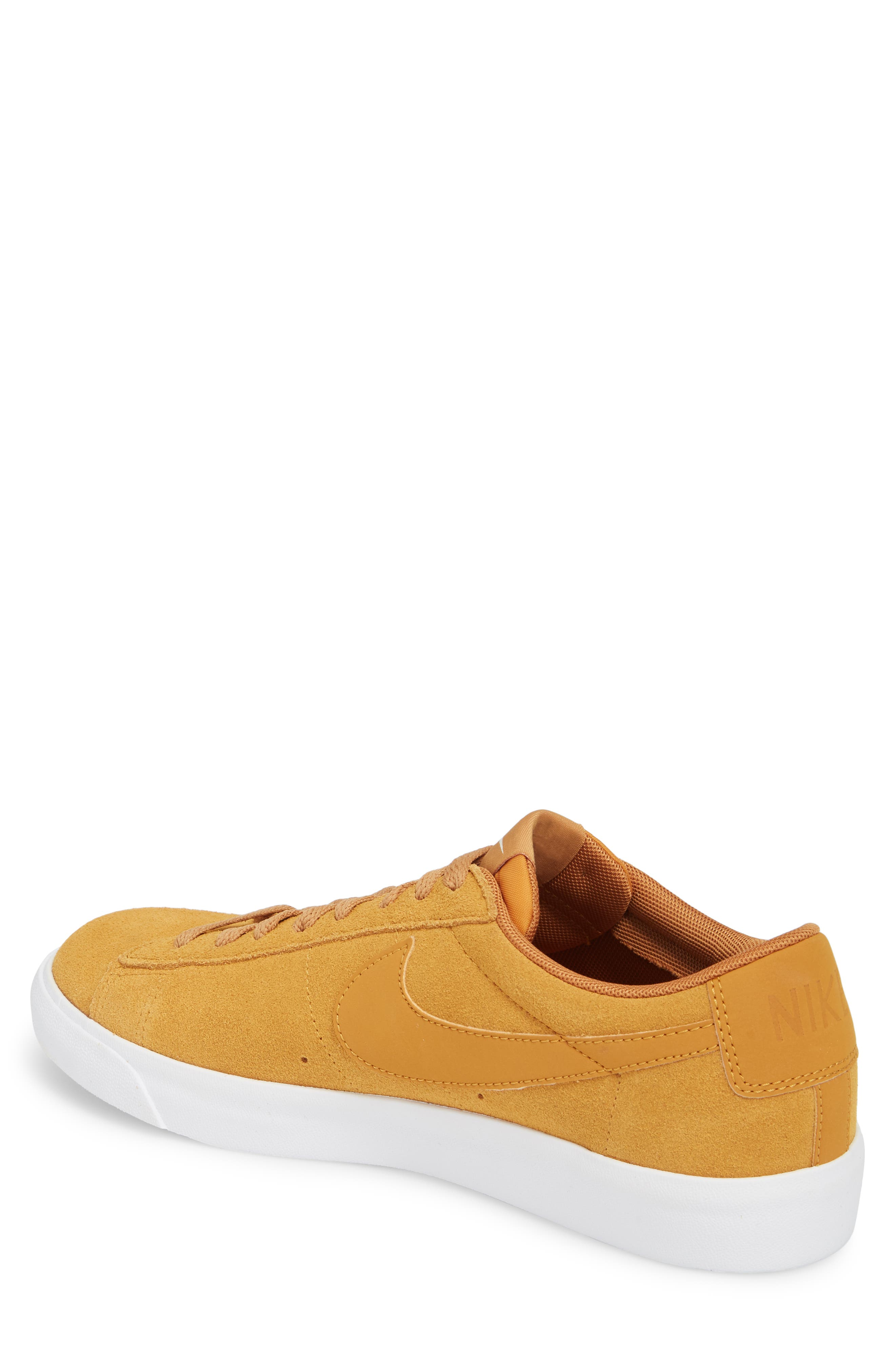 Blazer Low Suede Sneaker,                             Alternate thumbnail 2, color,                             260