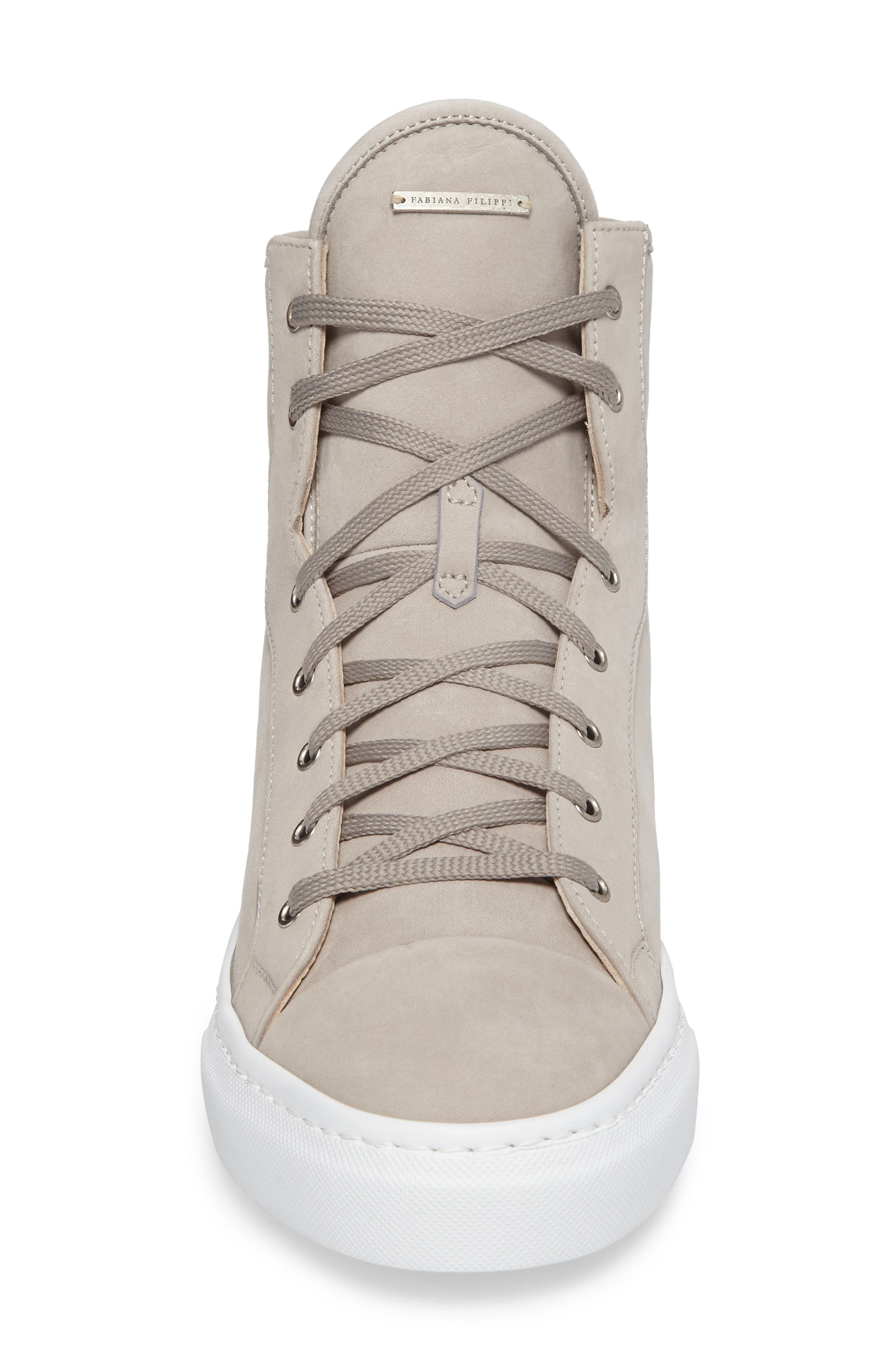 Eva High Top Sneaker,                             Alternate thumbnail 4, color,                             250