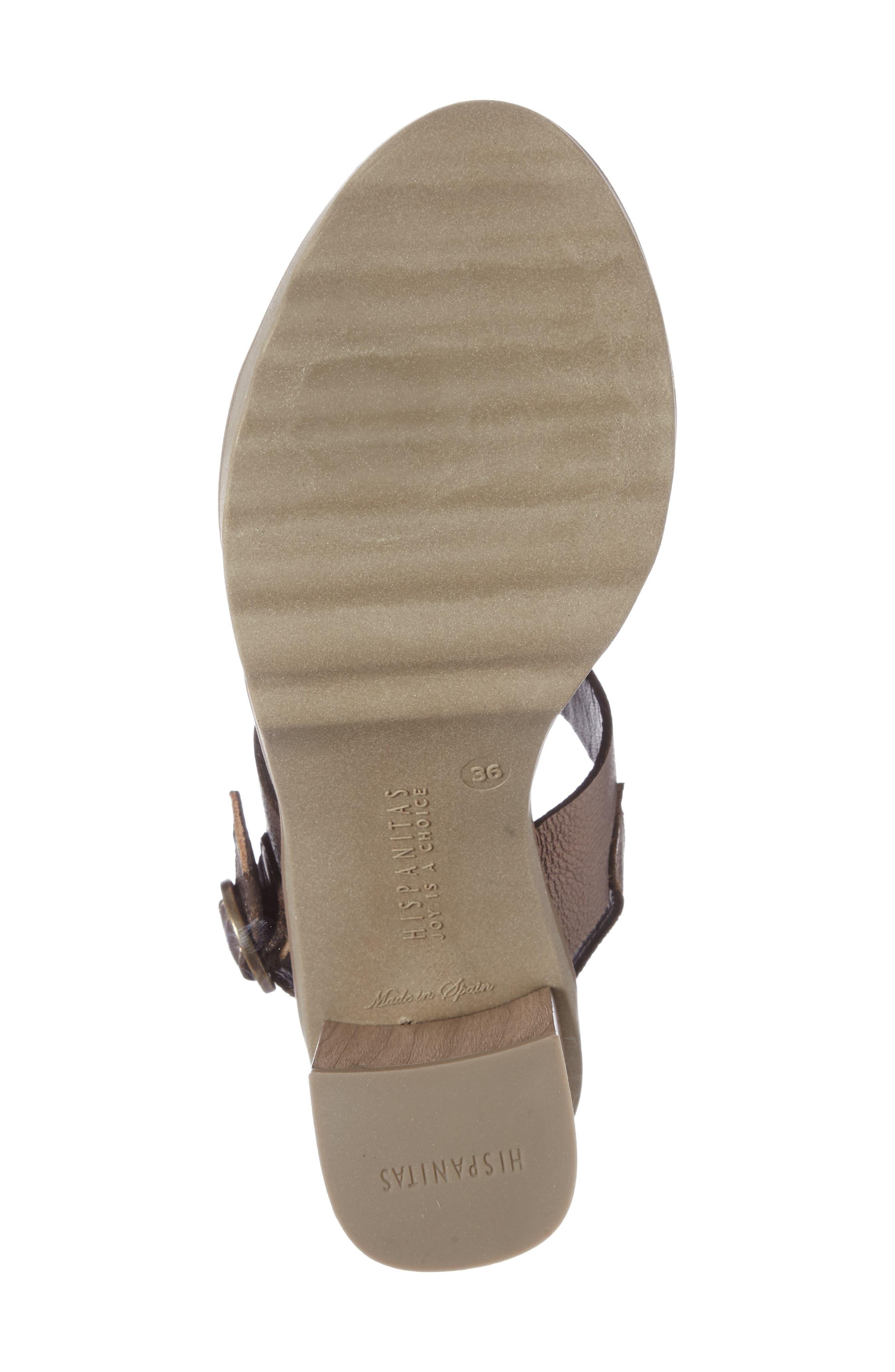 Greer Strappy Slingback Sandal,                             Alternate thumbnail 8, color,
