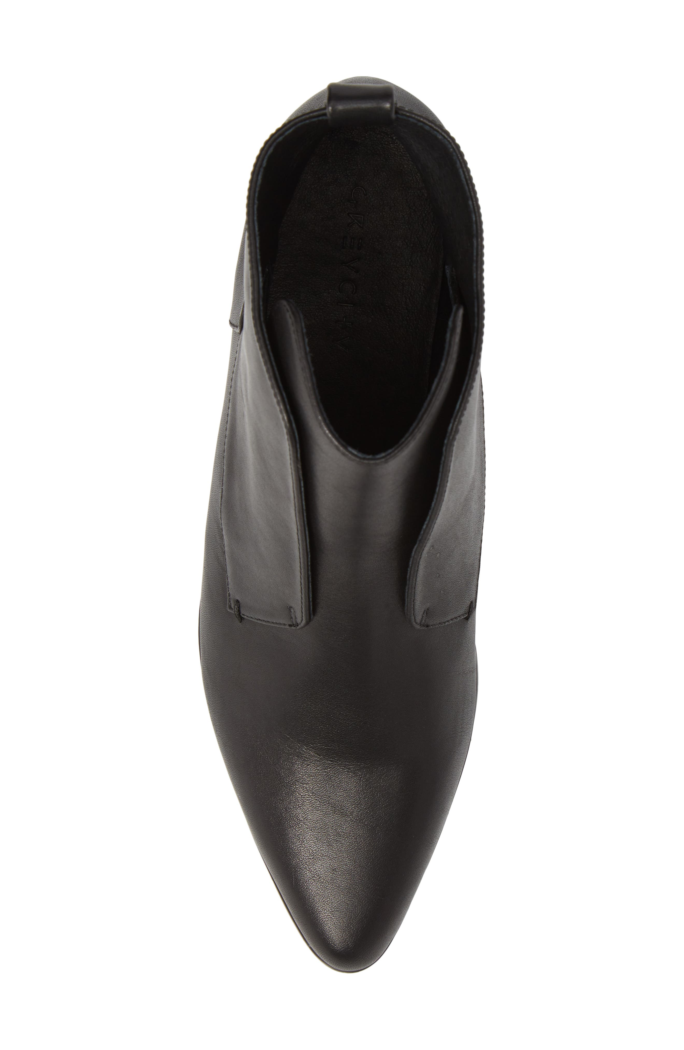 Walter Laceless Bootie,                             Alternate thumbnail 5, color,