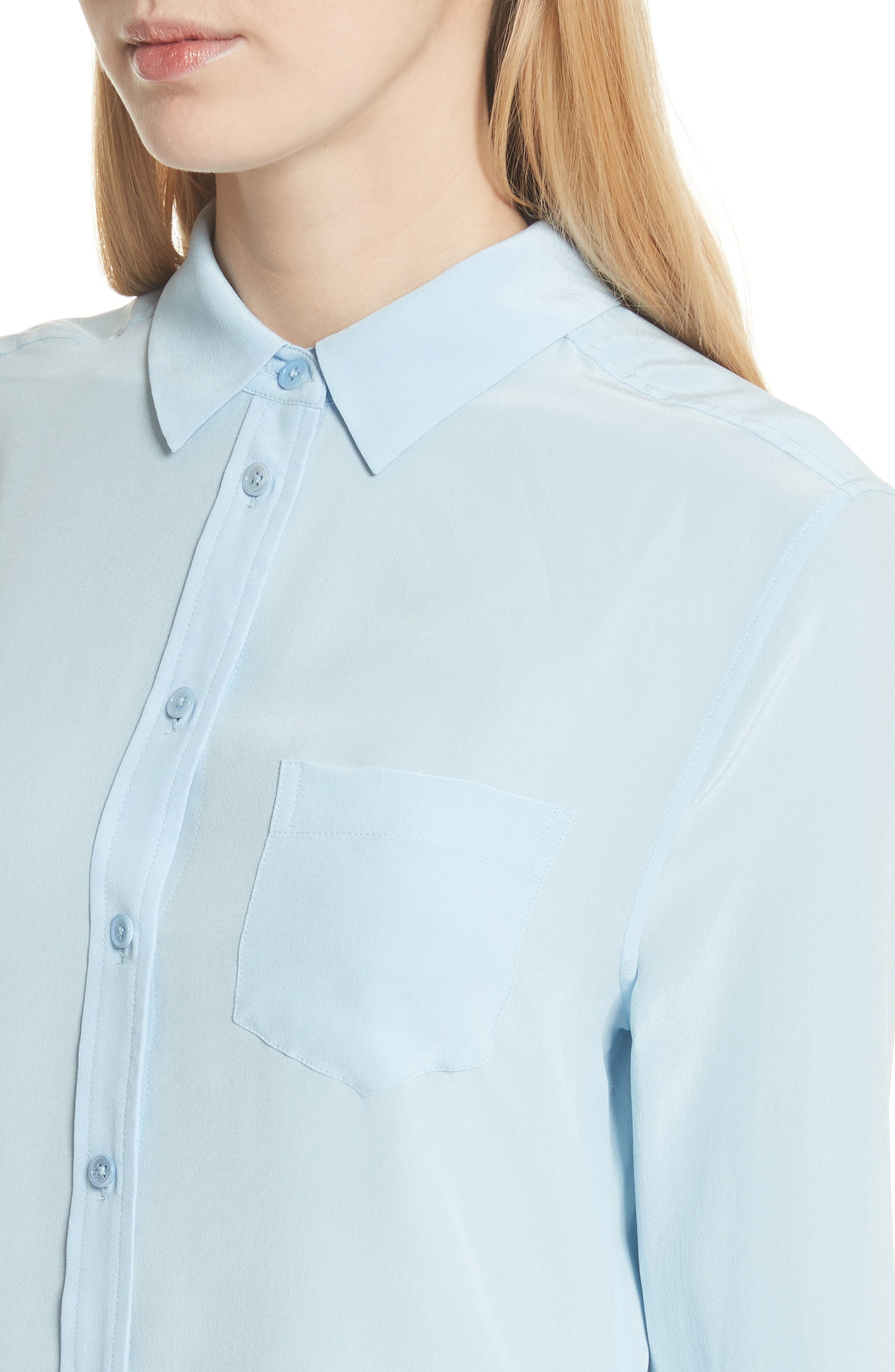 Darla Bell Cuff Shirt,                             Alternate thumbnail 12, color,