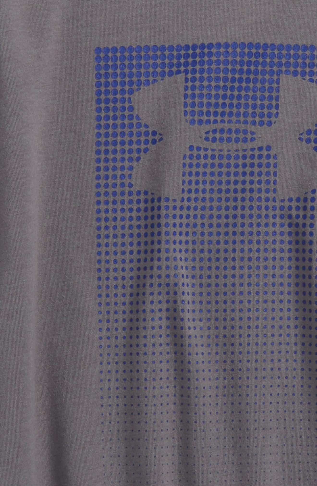Long Sleeve HeatGear<sup>®</sup> T-Shirt,                             Alternate thumbnail 5, color,