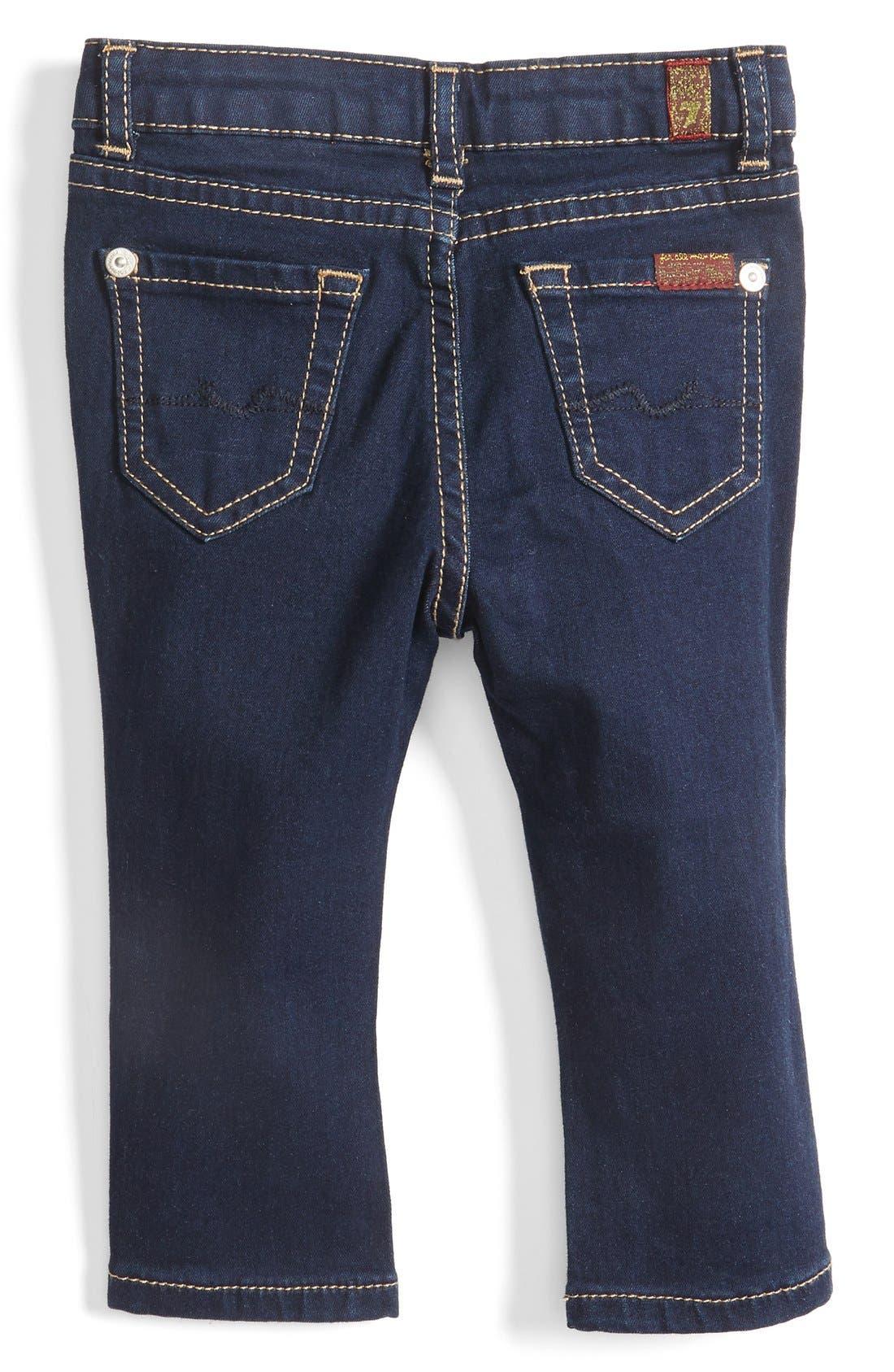 Skinny Fit Jeans,                             Alternate thumbnail 2, color,                             407