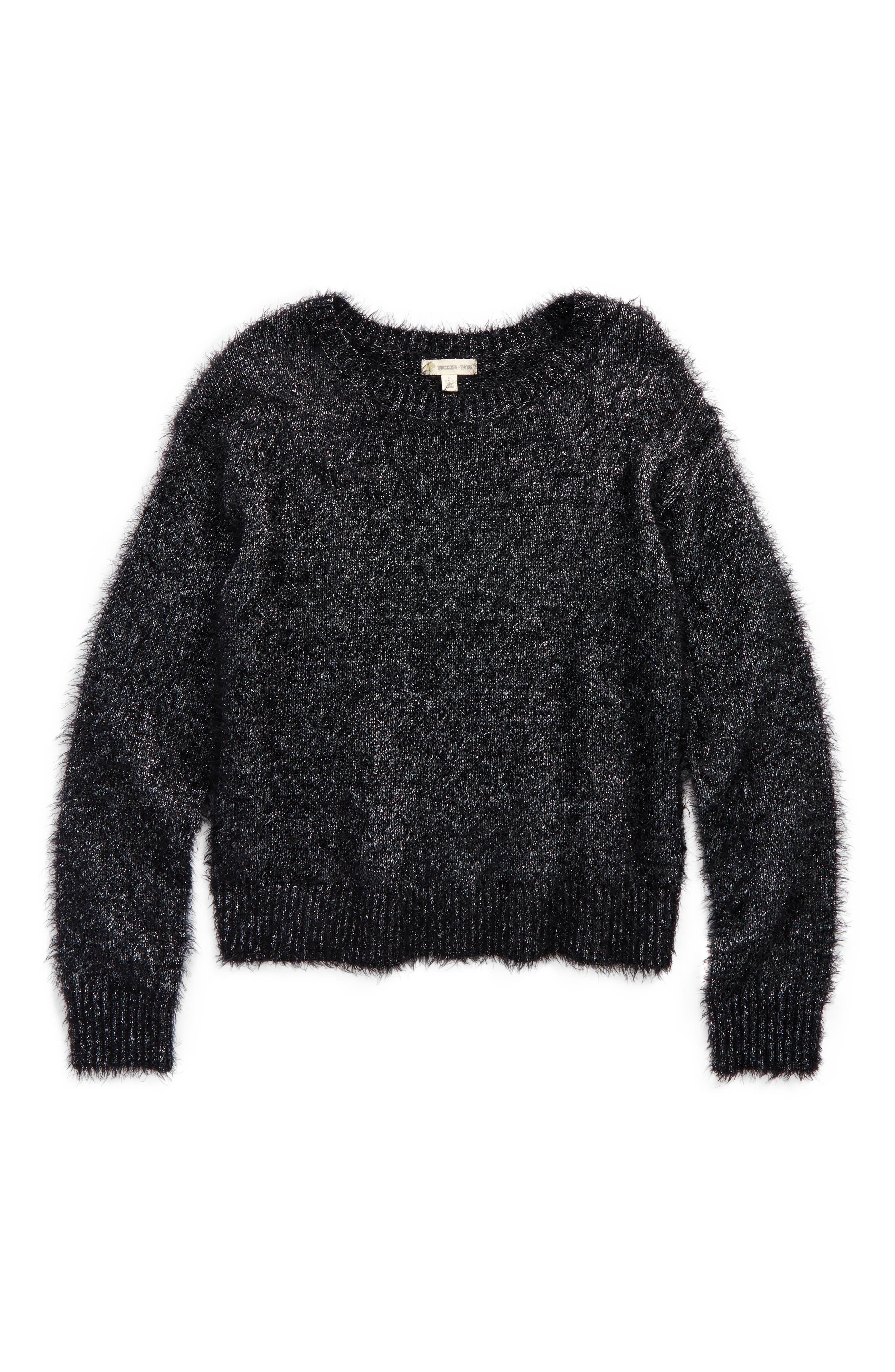 Sparkle Sweater,                         Main,                         color, 001
