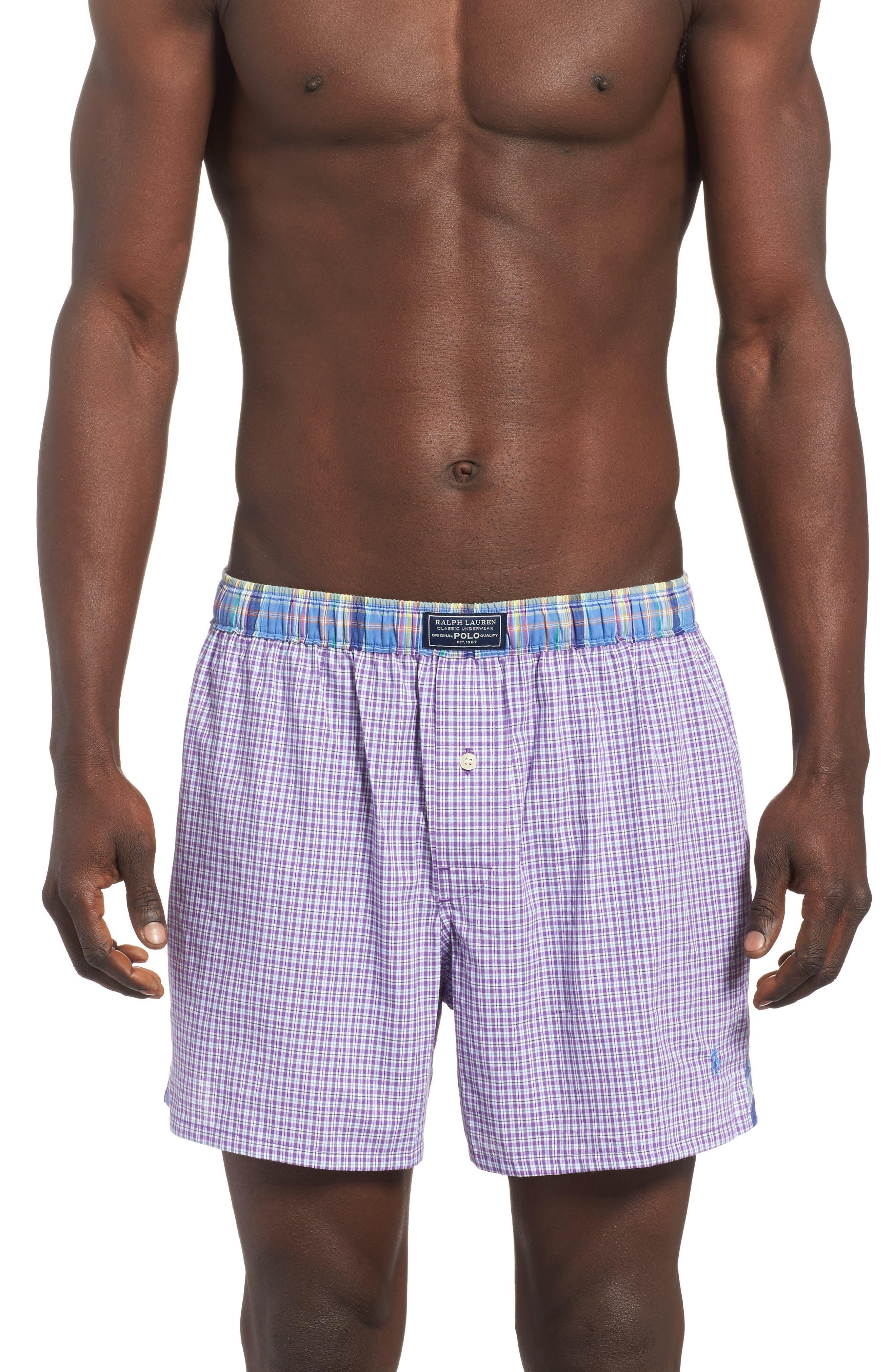 Classic Cotton Boxers,                         Main,                         color, 420