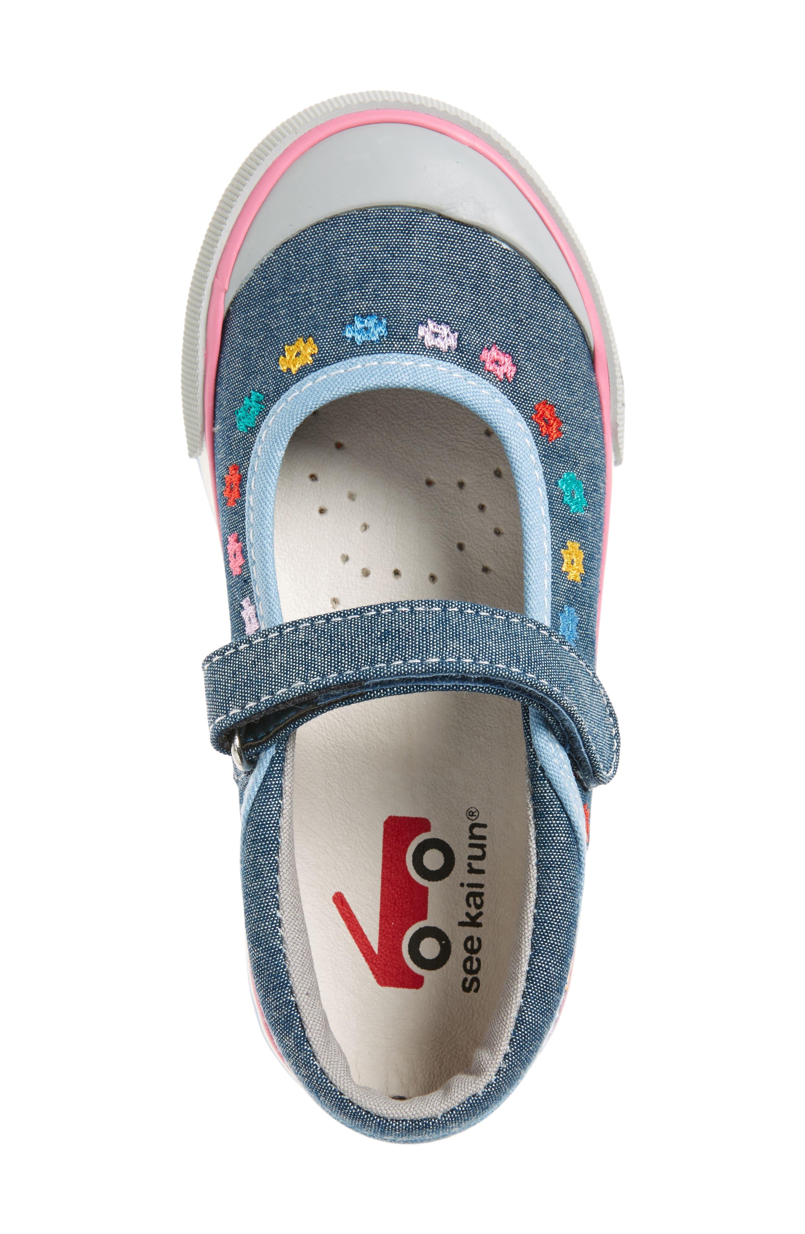 'Marie' Mary Jane Sneaker,                             Alternate thumbnail 3, color,                             400