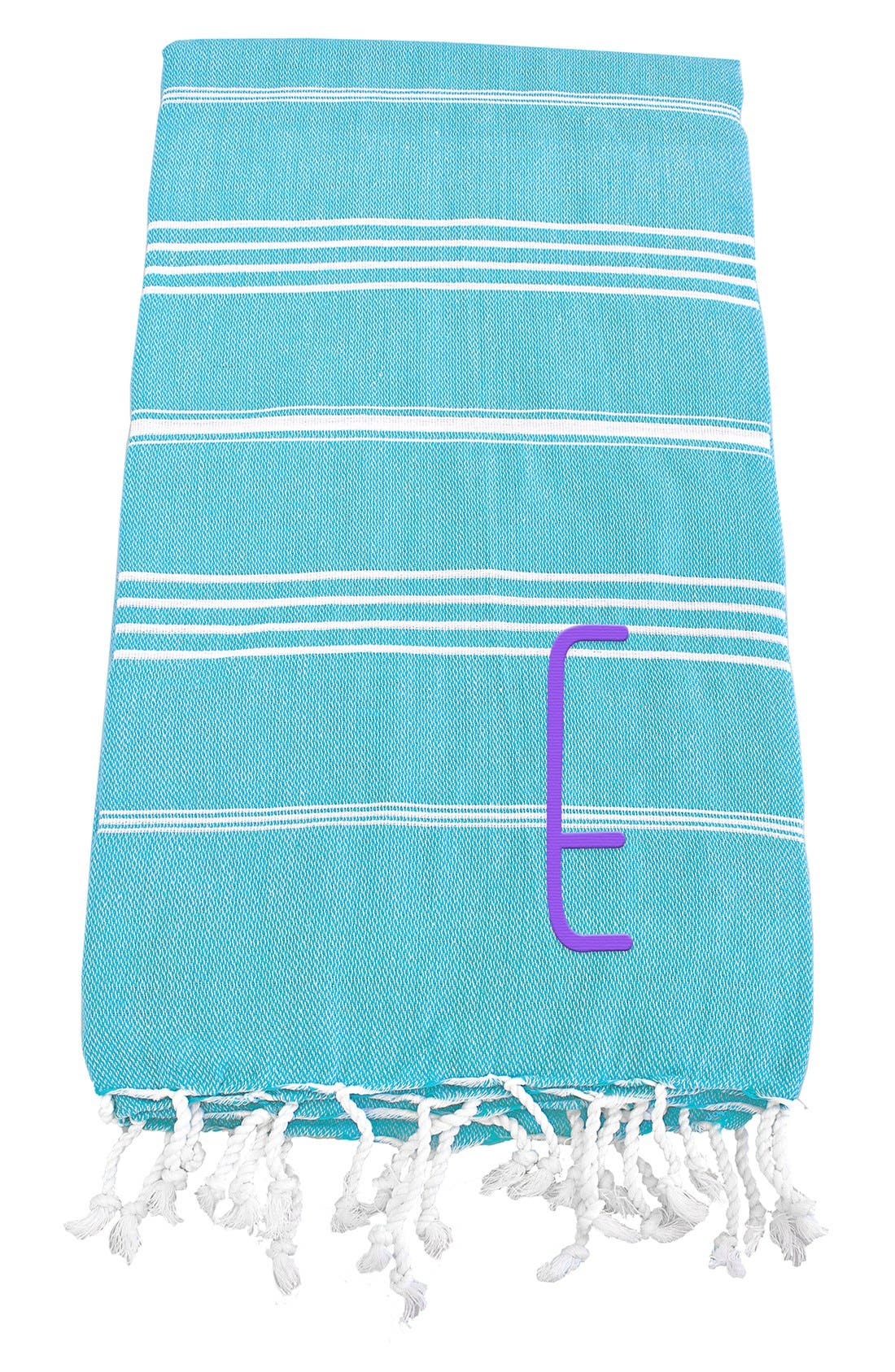 Monogram Turkish Cotton Towel,                             Main thumbnail 88, color,