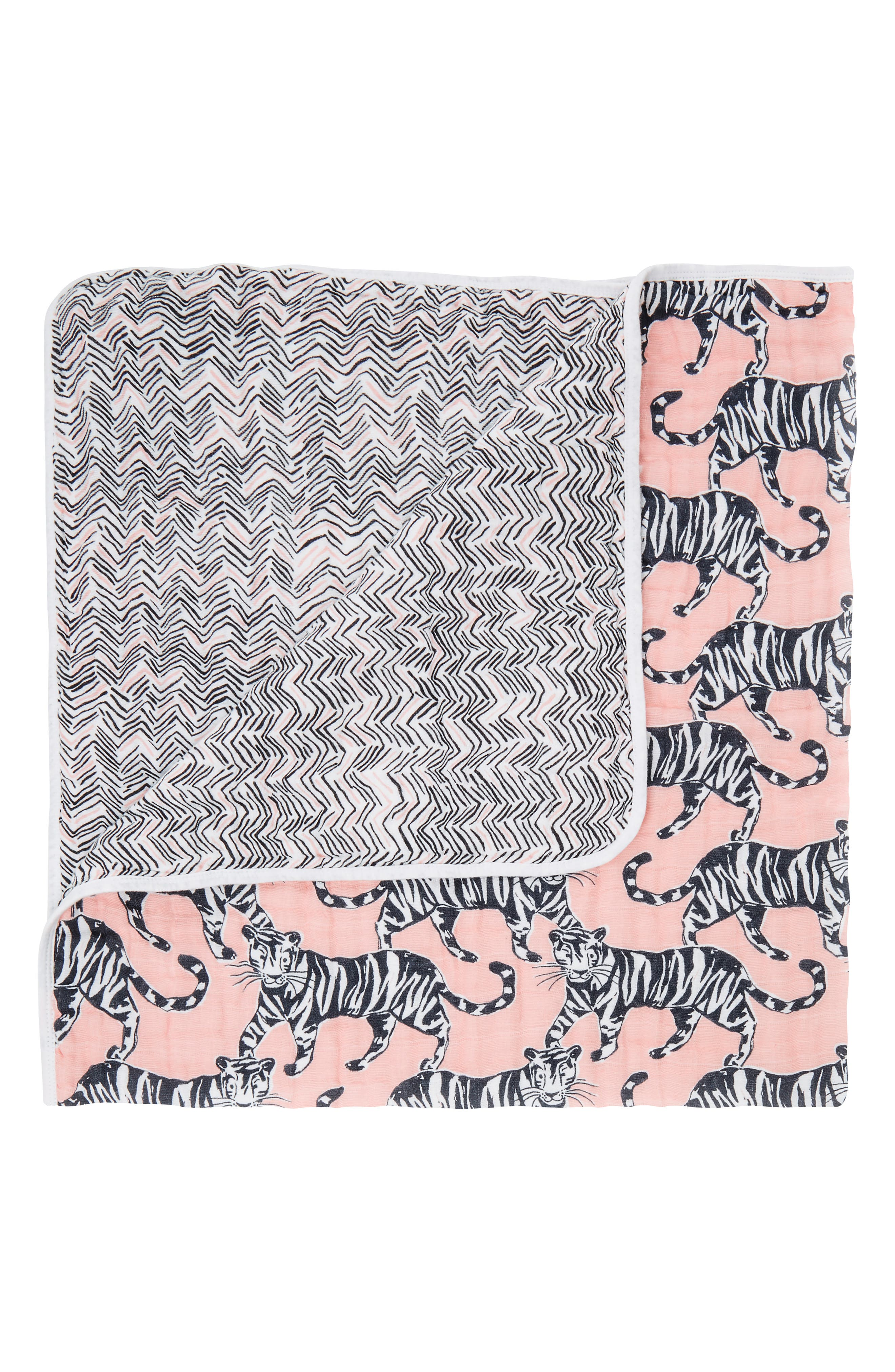 ADEN + ANAIS White Label Pacific Paradise Classic Dream Blanket<sup>™</sup>, Main, color, PACIFIC PARADISE