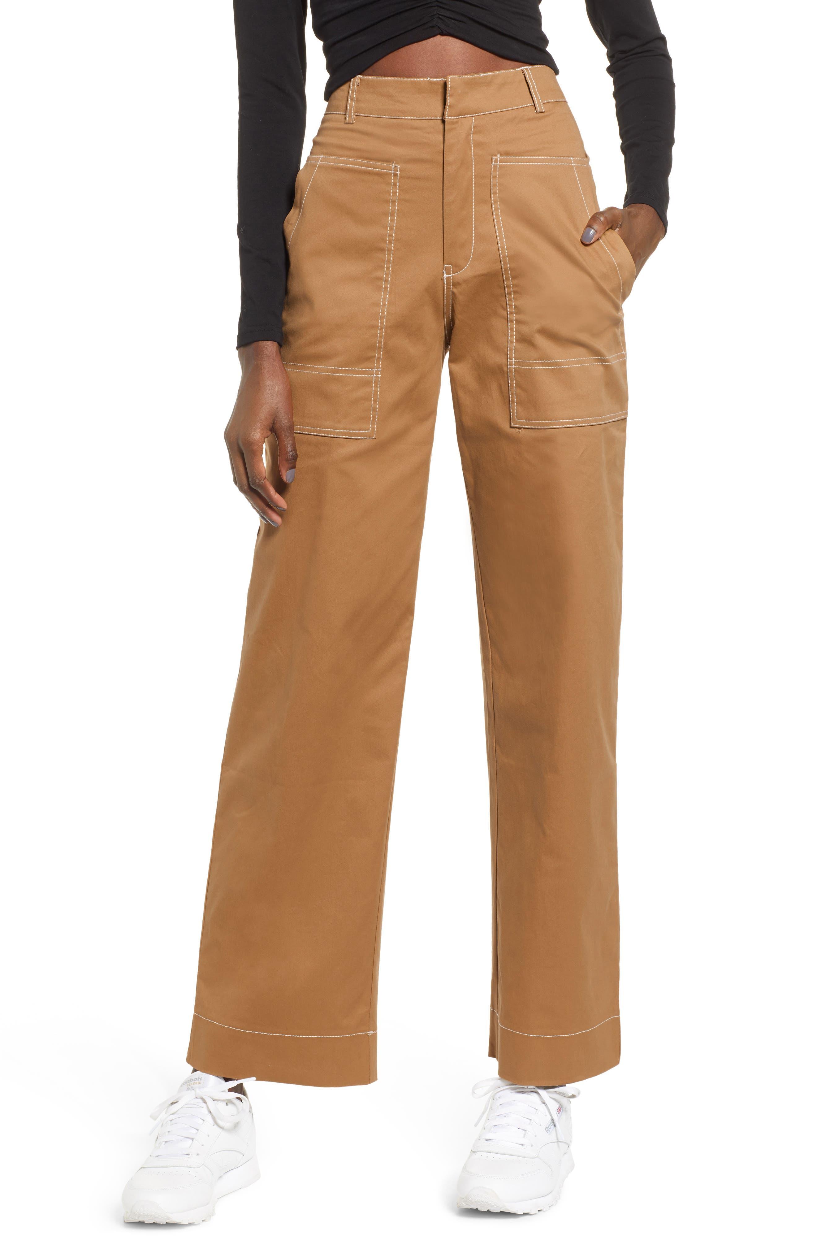 Ada Wide Leg Pants, Main, color, 250