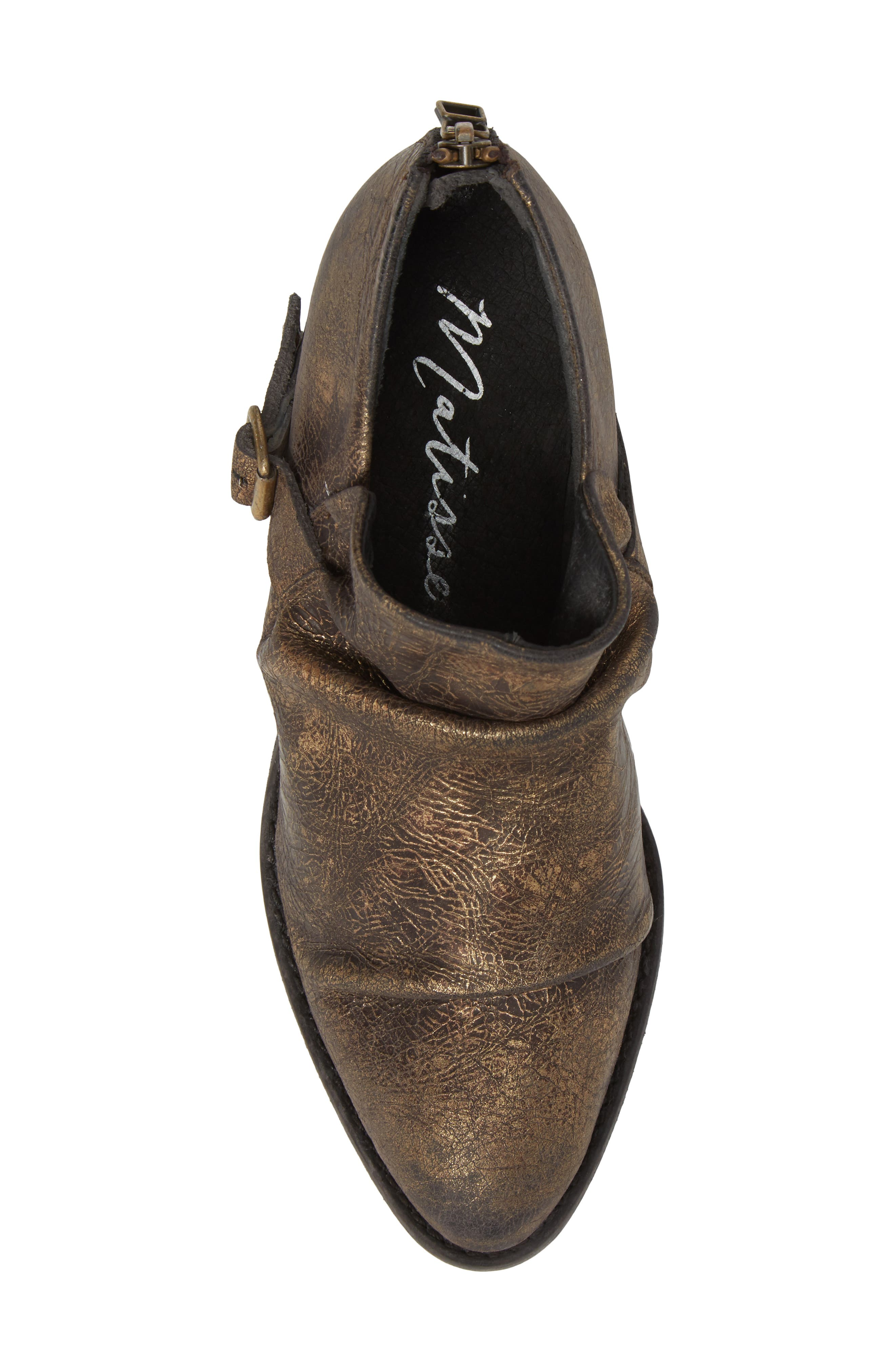Wills Ruched Bootie,                             Alternate thumbnail 14, color,