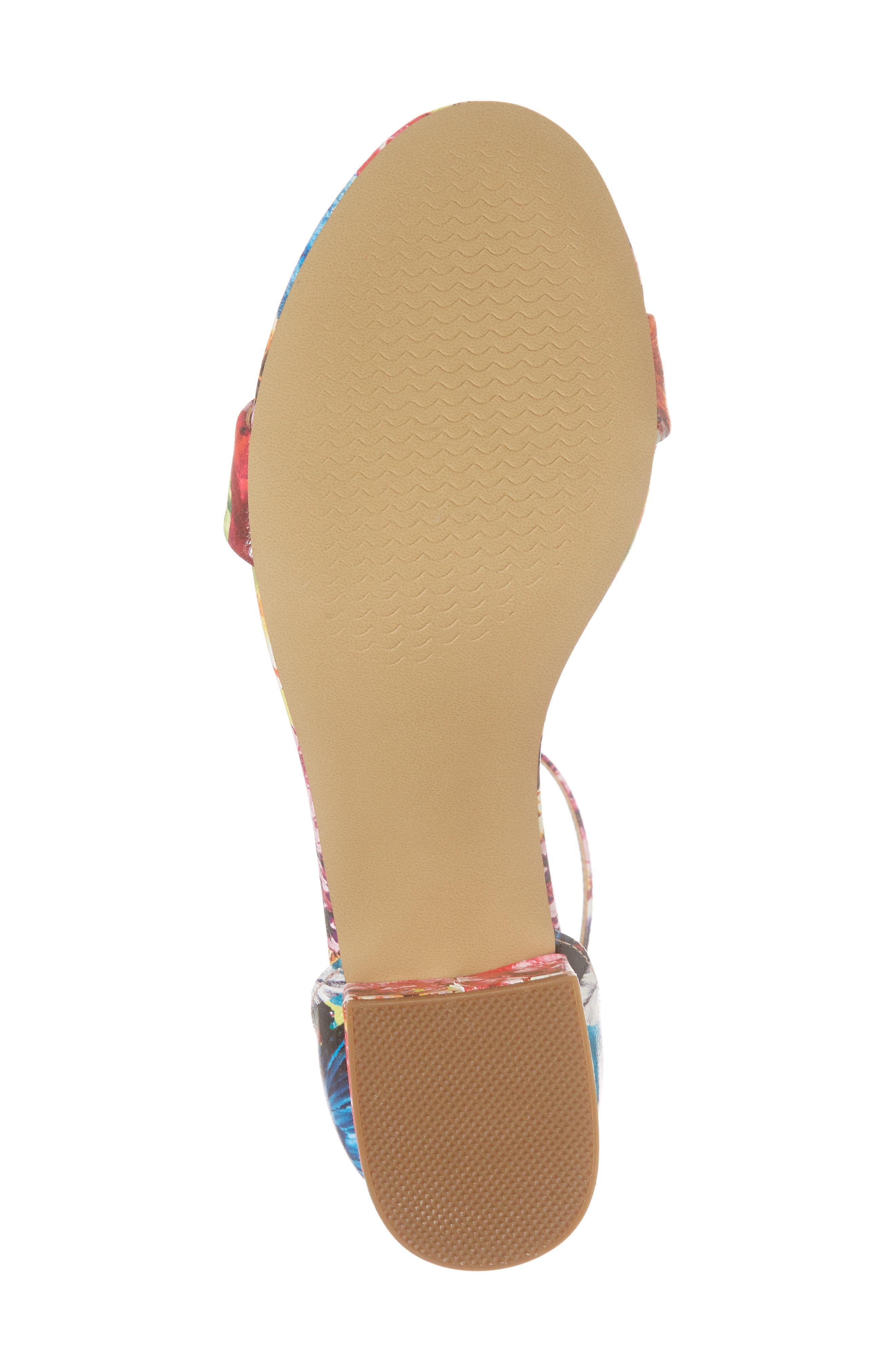 Irenee Ankle Strap Sandal,                             Alternate thumbnail 154, color,