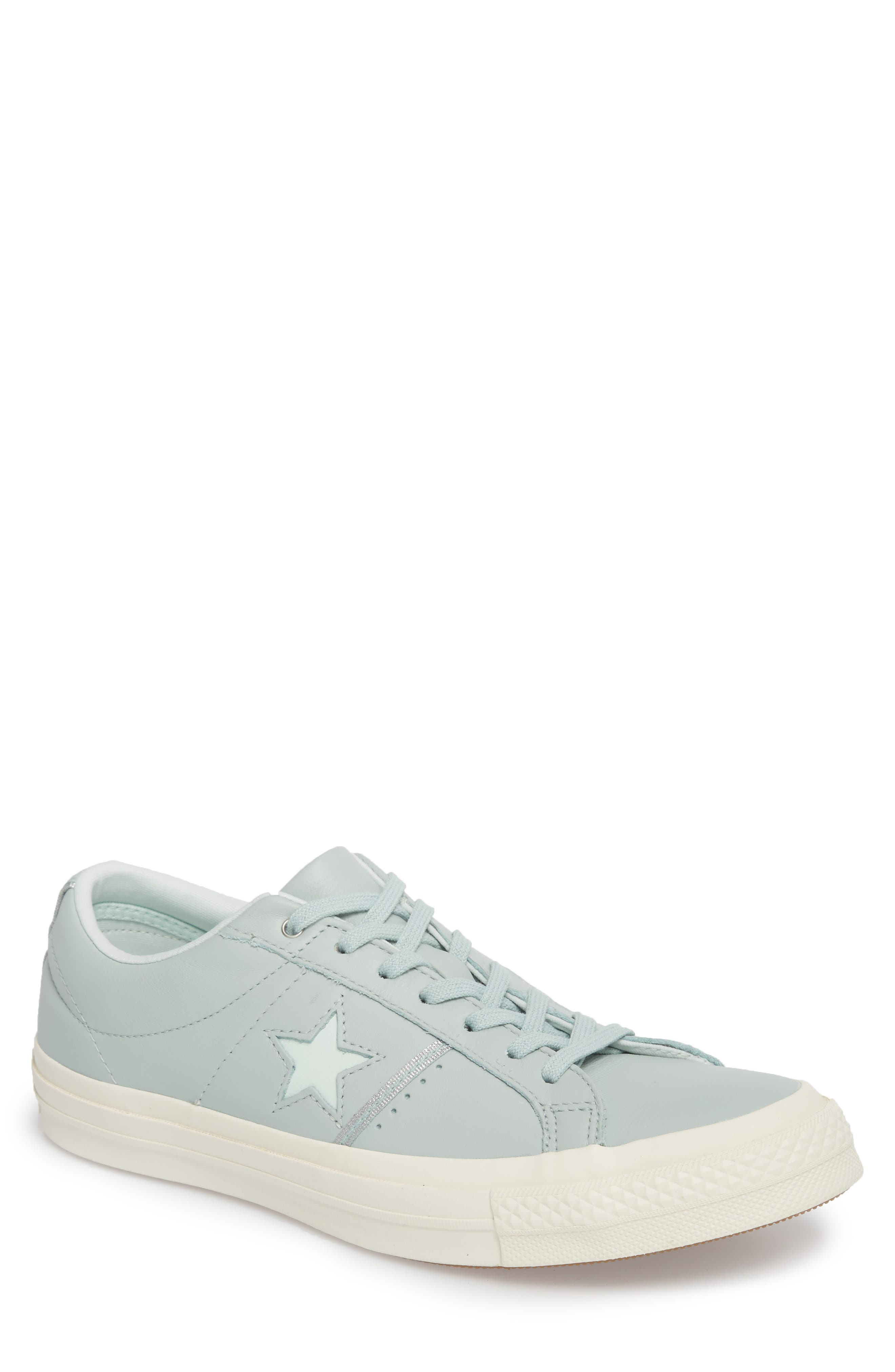 Chuck Taylor<sup>®</sup> One Star Piping Sneaker,                             Main thumbnail 1, color,                             026