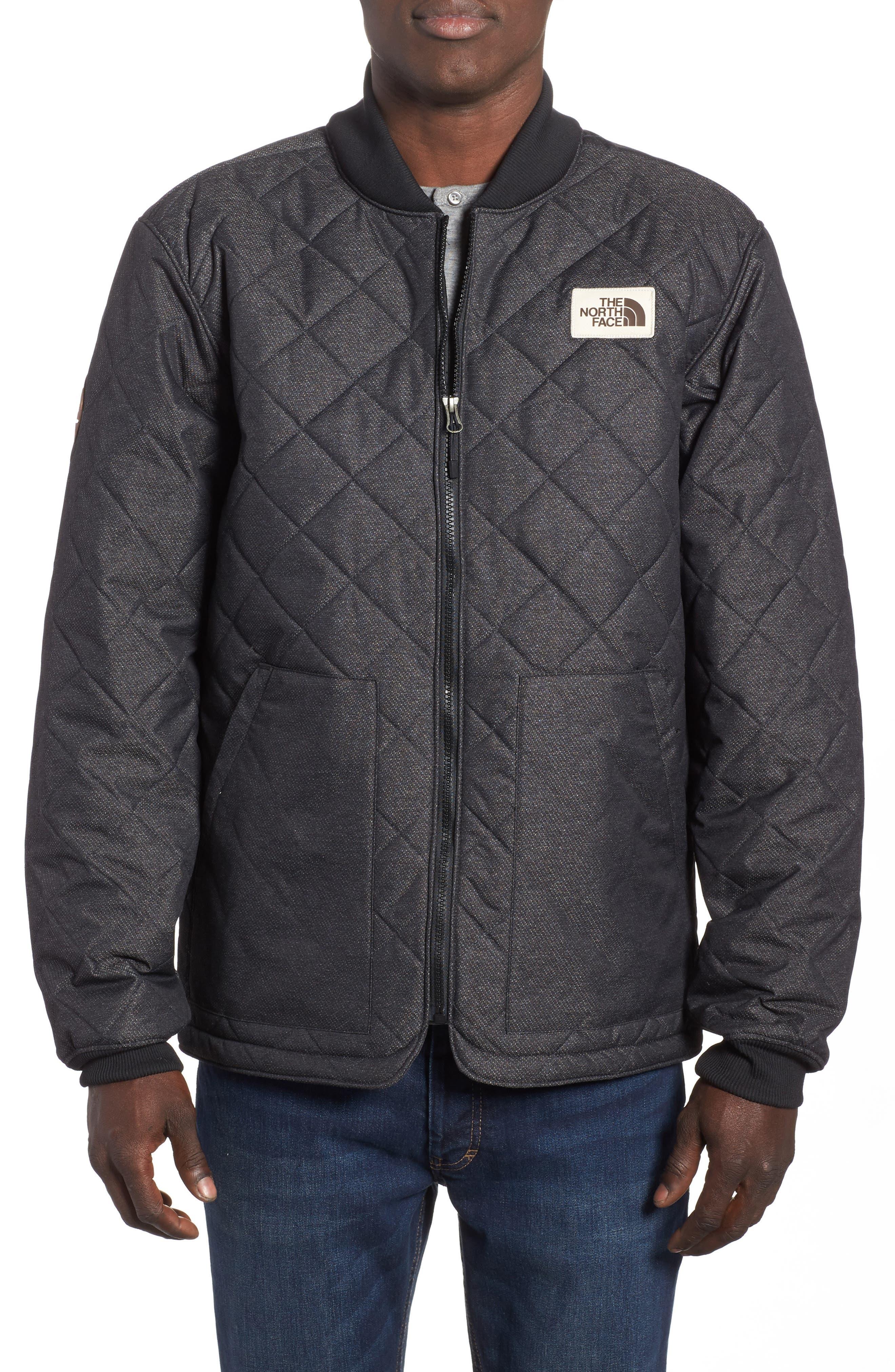 Cuchillo Insulated Jacket,                         Main,                         color, 001