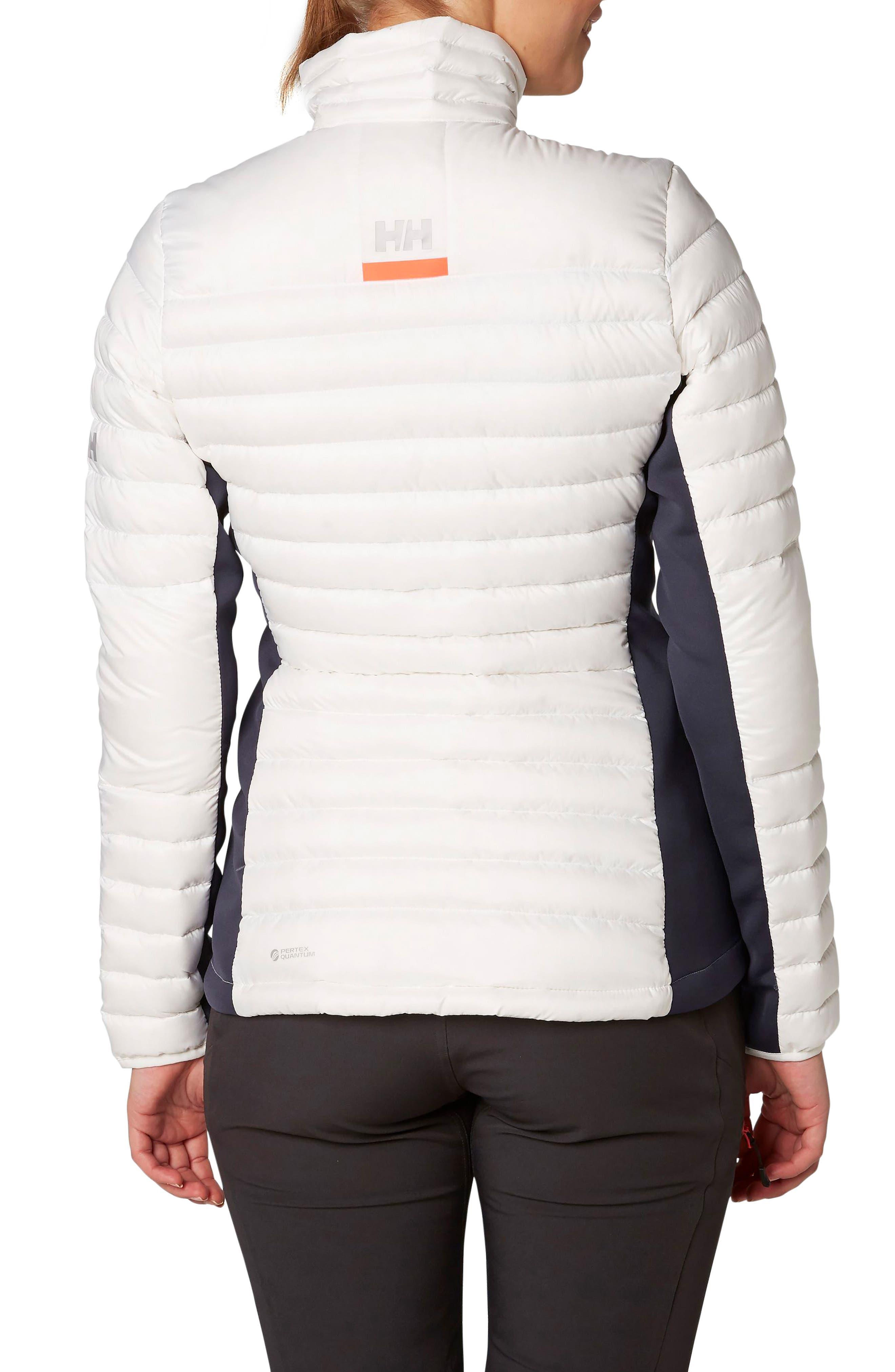 Verglas Hybrid Down Insulator Jacket,                             Alternate thumbnail 6, color,
