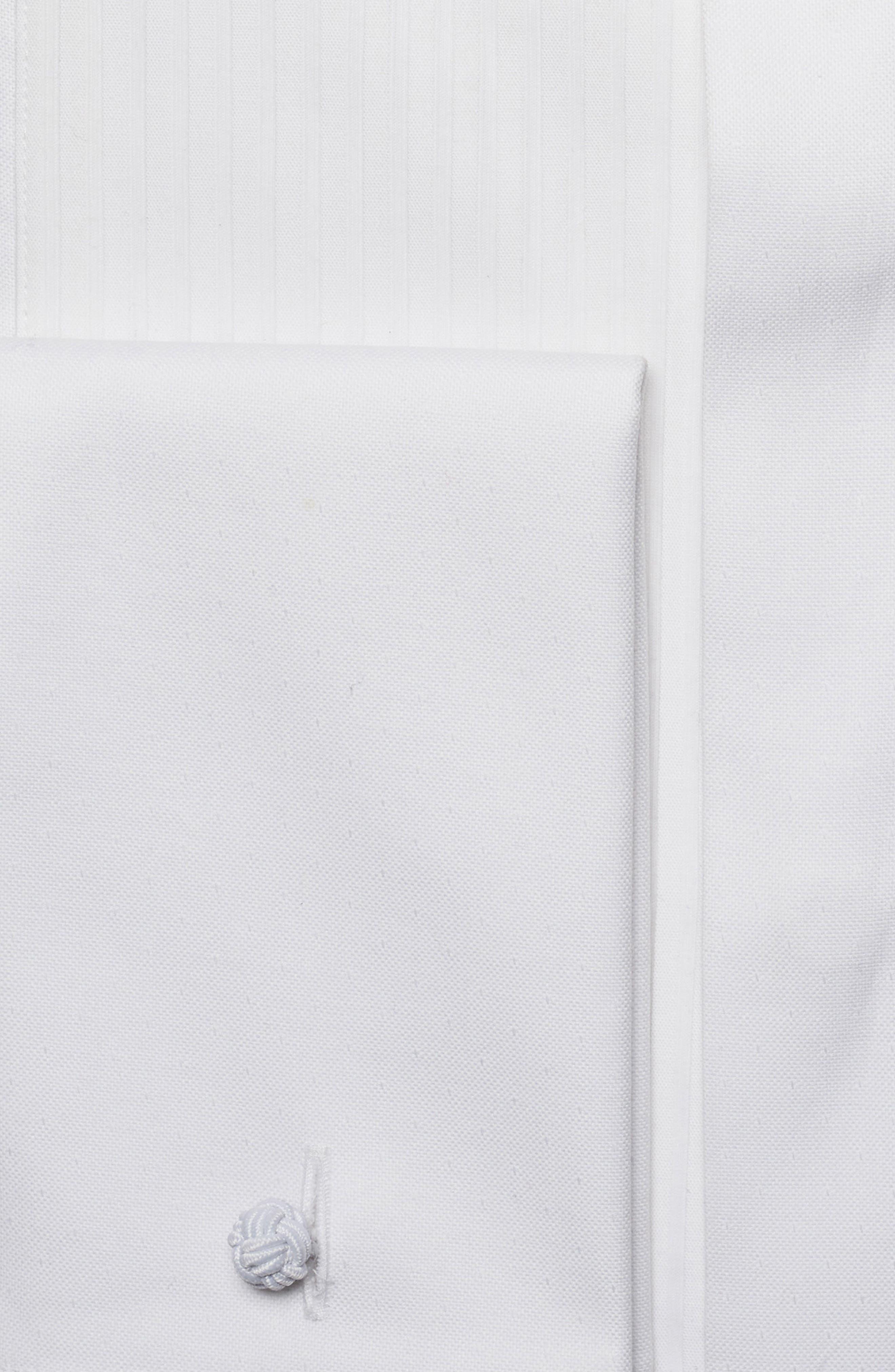 by Ilaria Urbinati Slim Fit Tuxedo Shirt,                             Alternate thumbnail 2, color,                             106