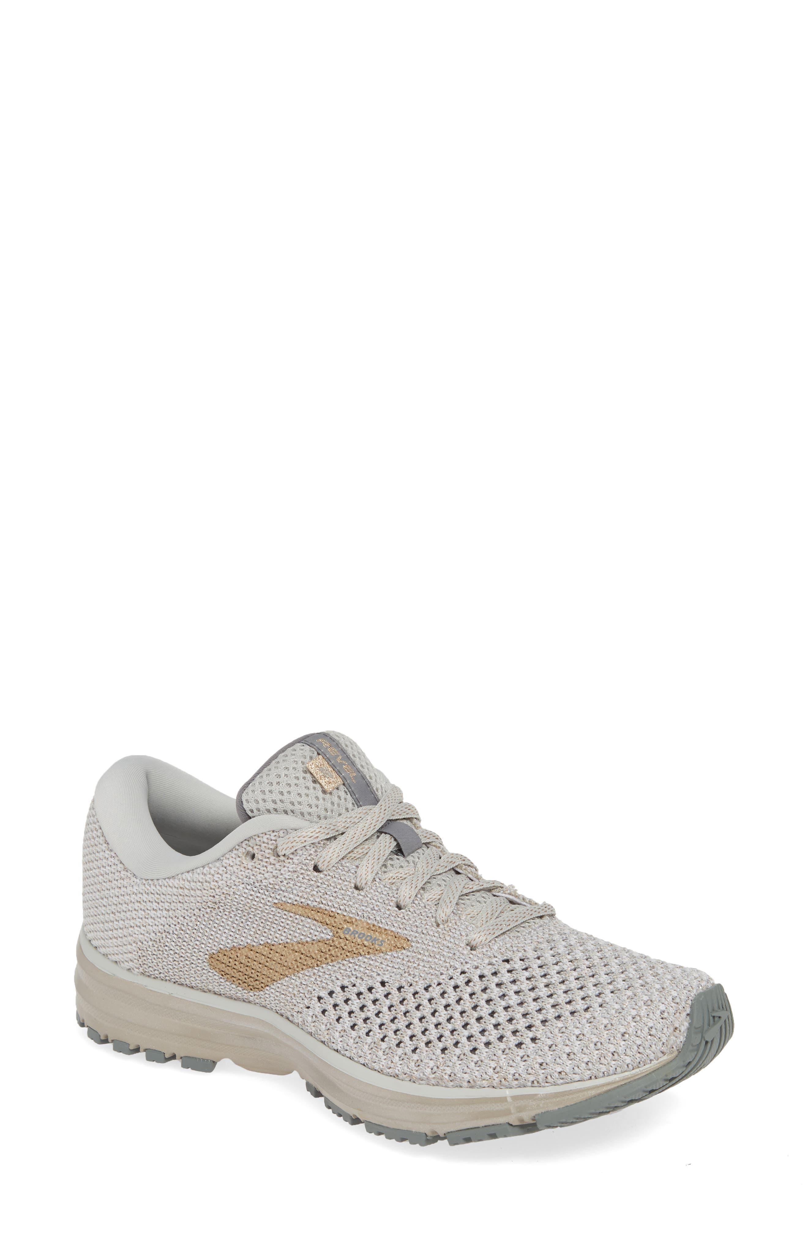Brooks Revel 2 Running Shoe, White