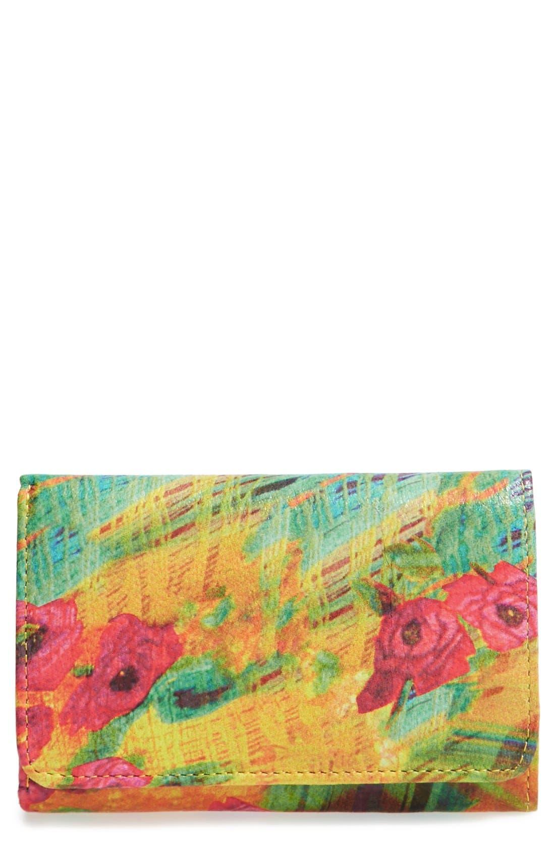 Jill Trifold Wallet,                             Main thumbnail 72, color,