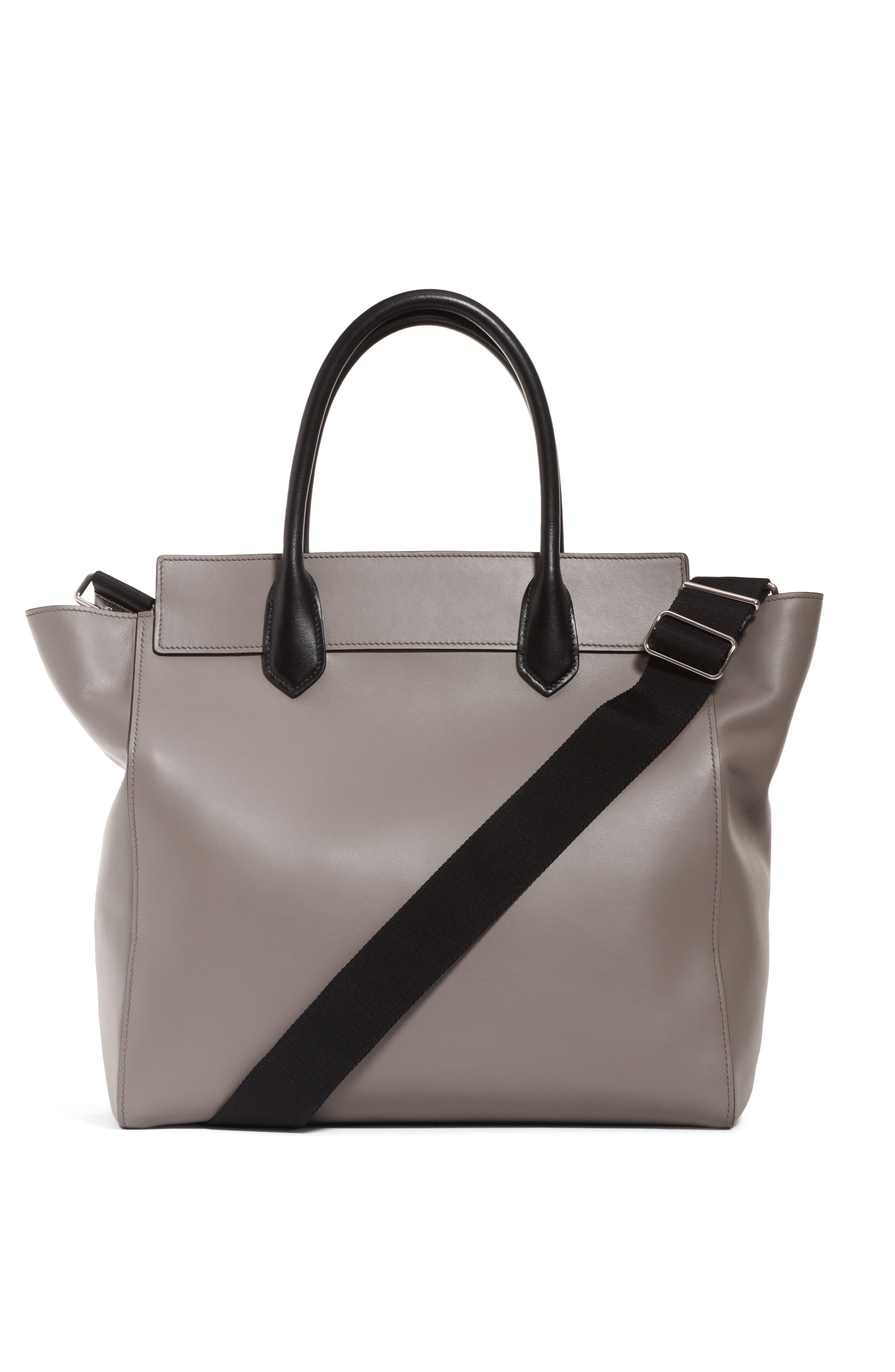 Etiquette Leather Shoulder Bag,                             Alternate thumbnail 2, color,                             250