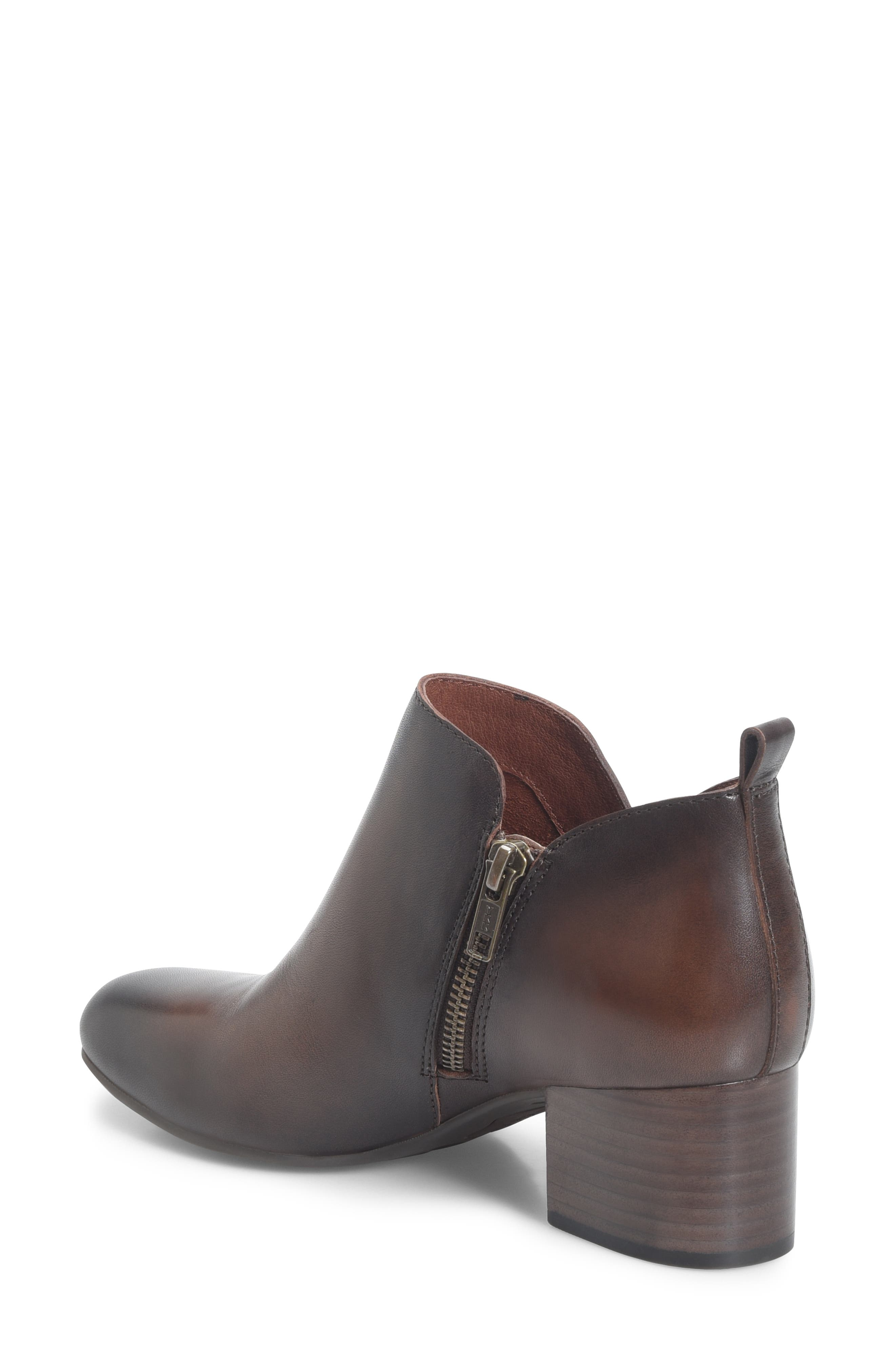 Aneto Bootie,                             Alternate thumbnail 2, color,                             BROWN/ BROWN LEATHER