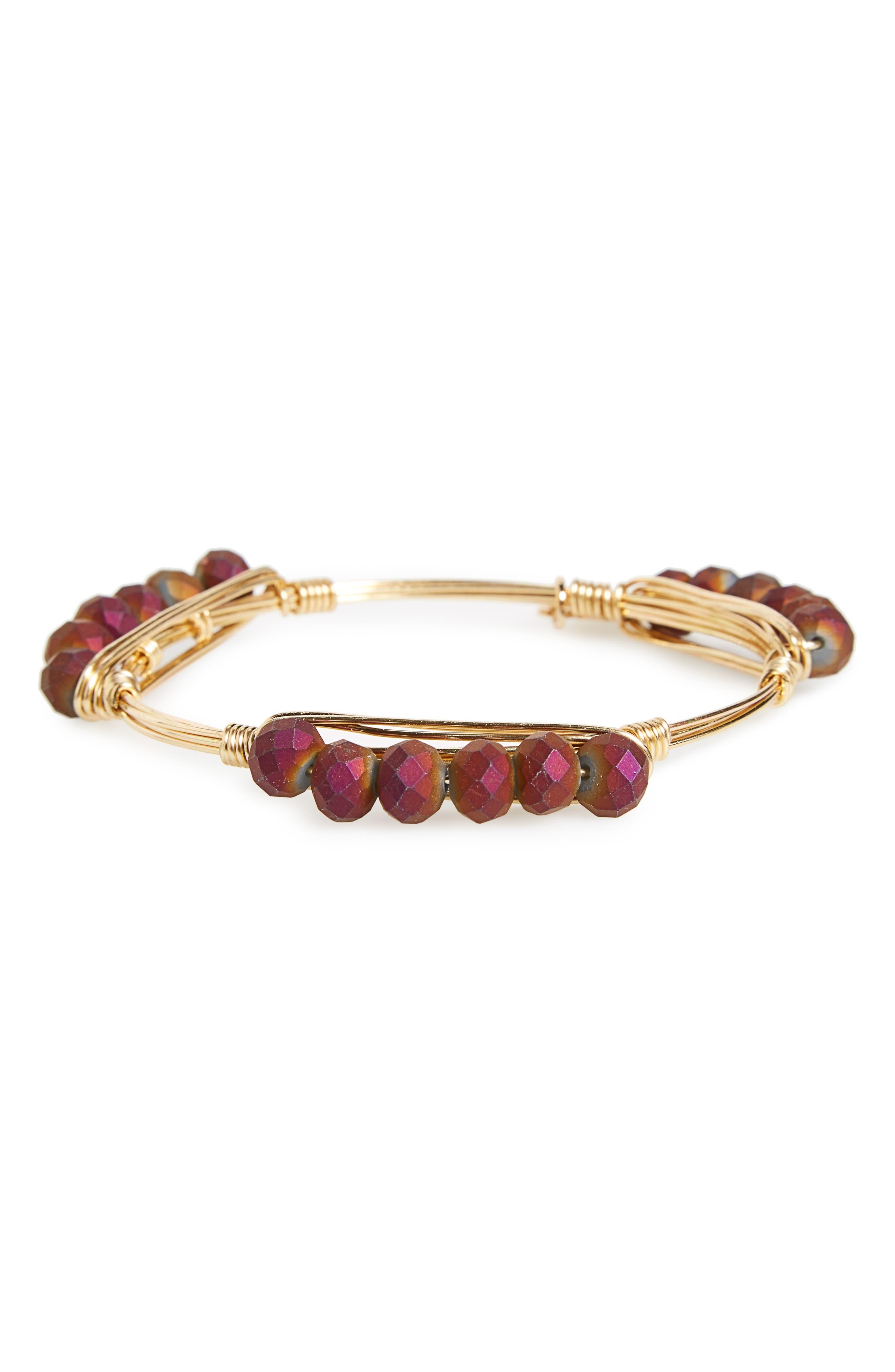 Beaded Bracelet,                             Alternate thumbnail 3, color,                             500