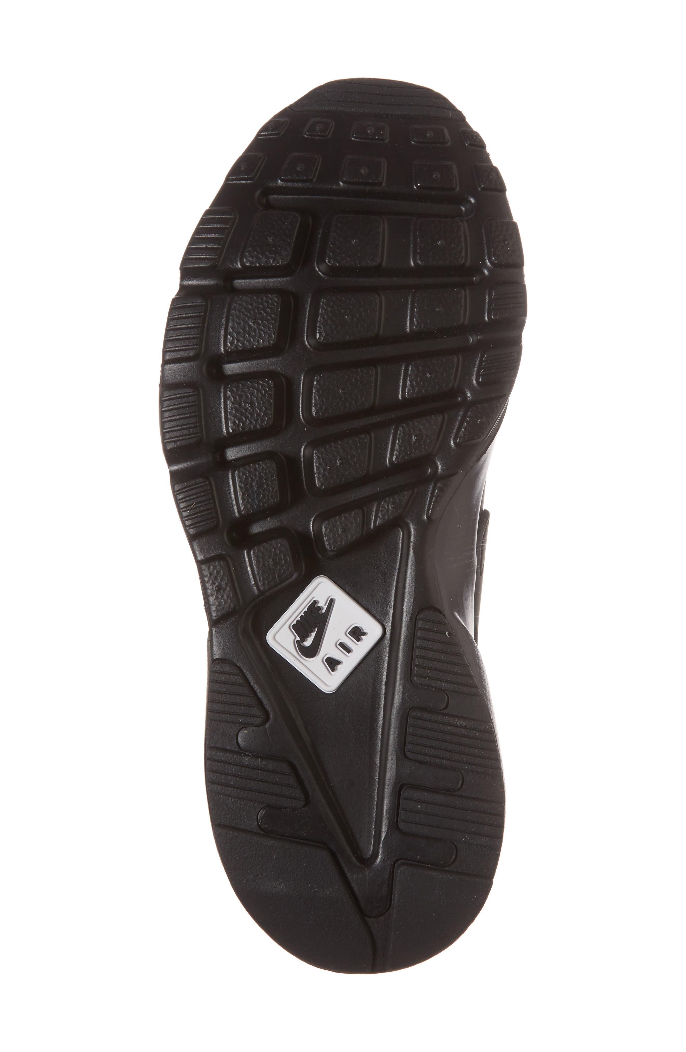 Air Huarache Run Ultra SE Sneaker,                             Alternate thumbnail 6, color,                             006