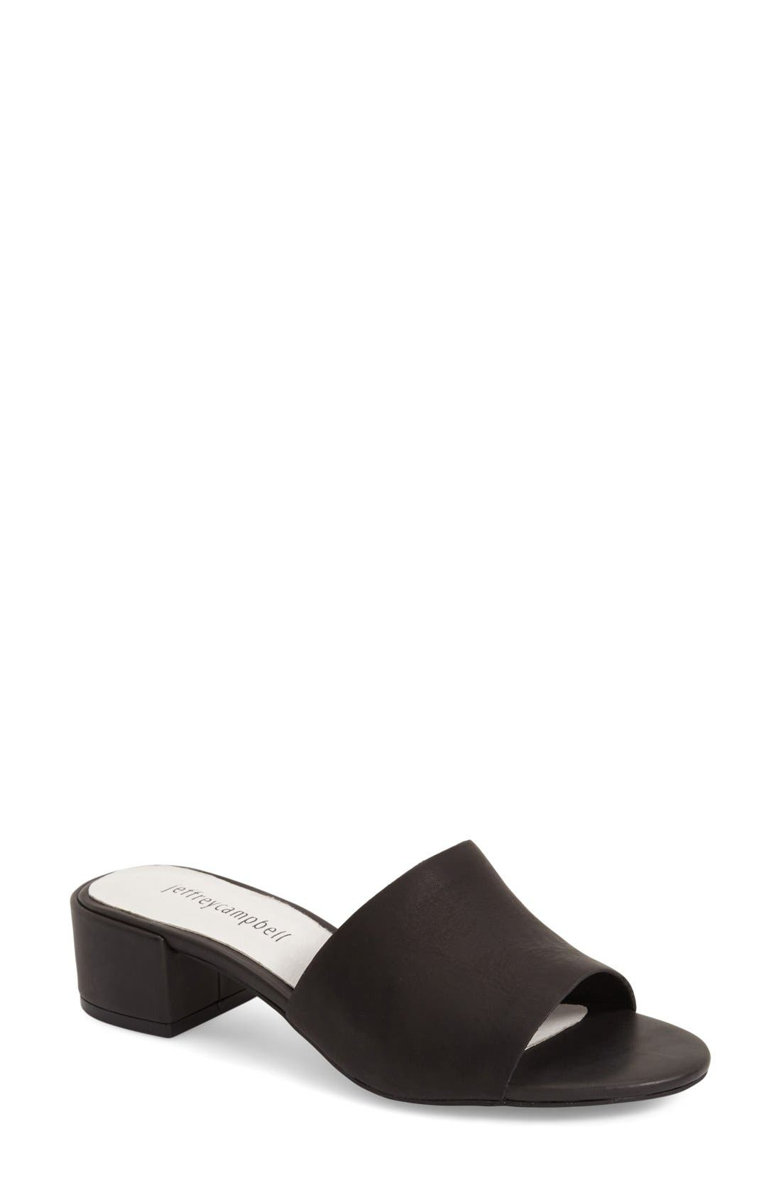 'Beaton' Slide Sandal,                         Main,                         color,