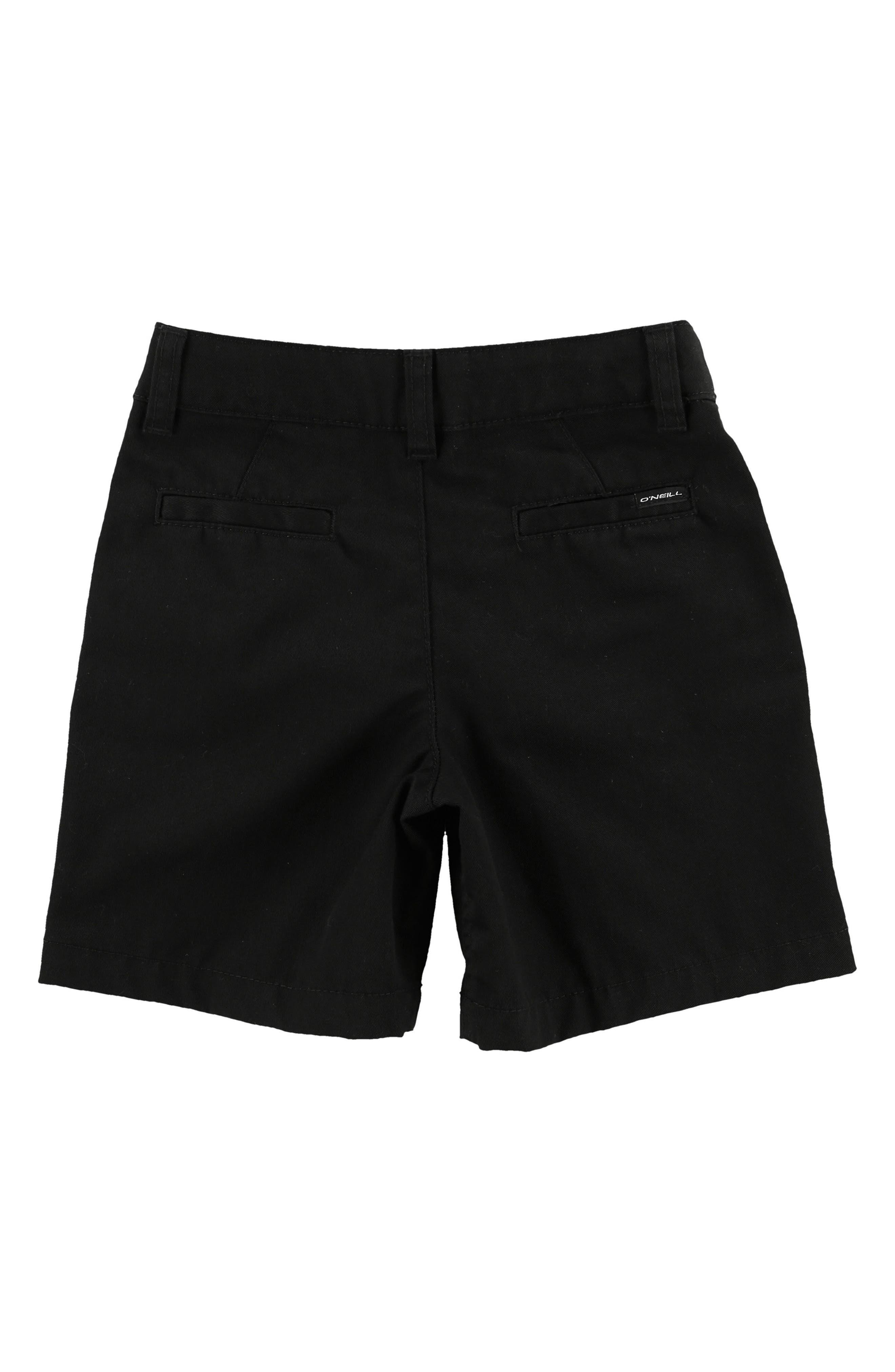 Contact Twill Walking Shorts,                             Main thumbnail 1, color,                             001