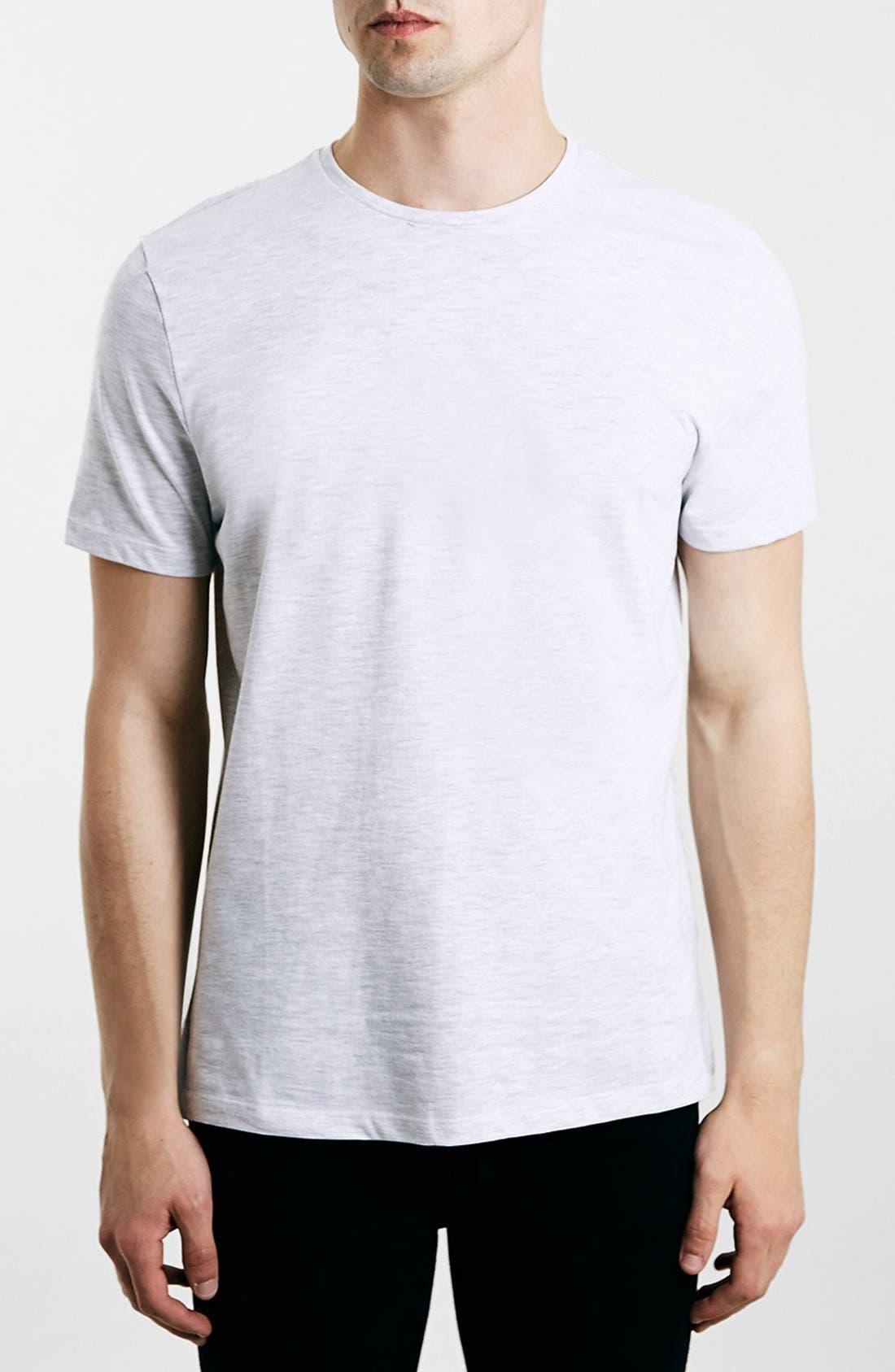 Slim Fit Crewneck T-Shirt,                             Main thumbnail 38, color,