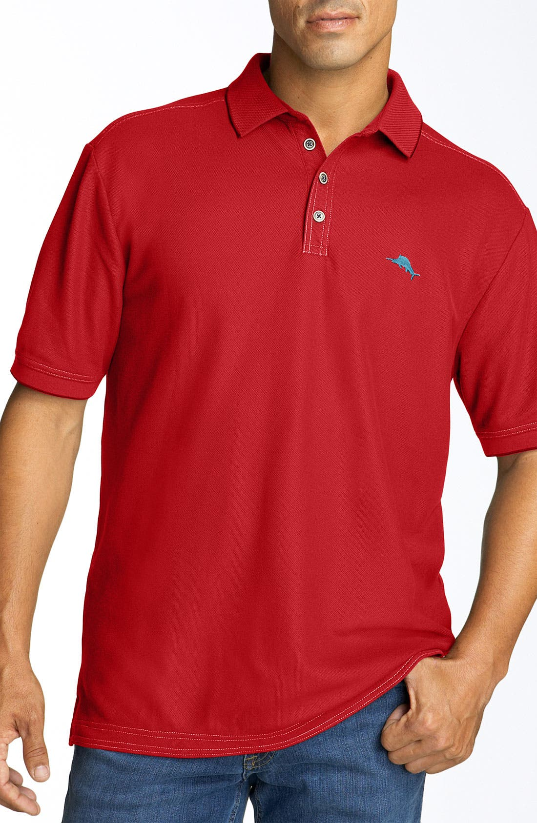 'The Emfielder' Original Fit Piqué Polo,                             Main thumbnail 98, color,