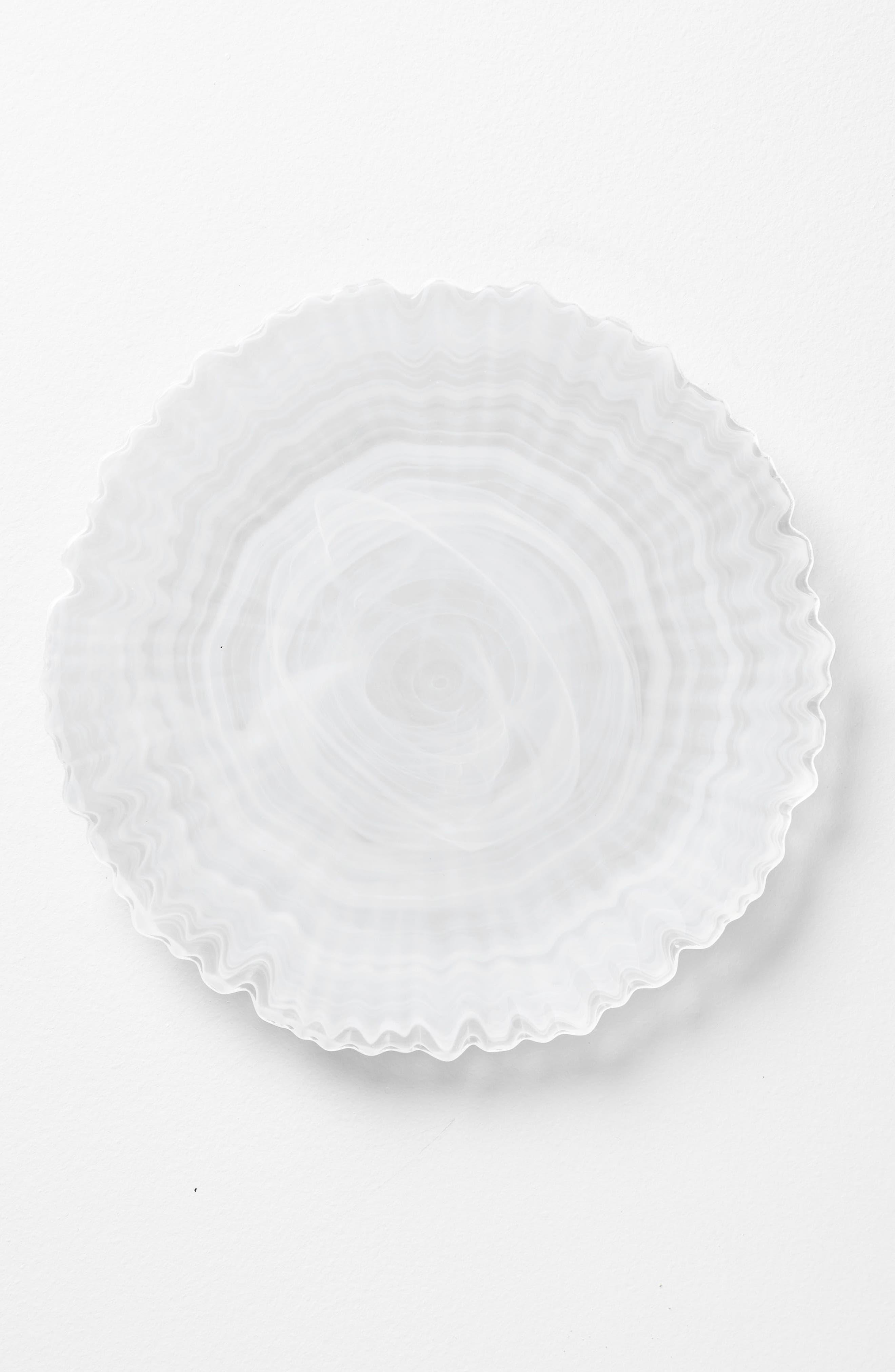Alma Dessert Plate,                             Alternate thumbnail 3, color,                             100