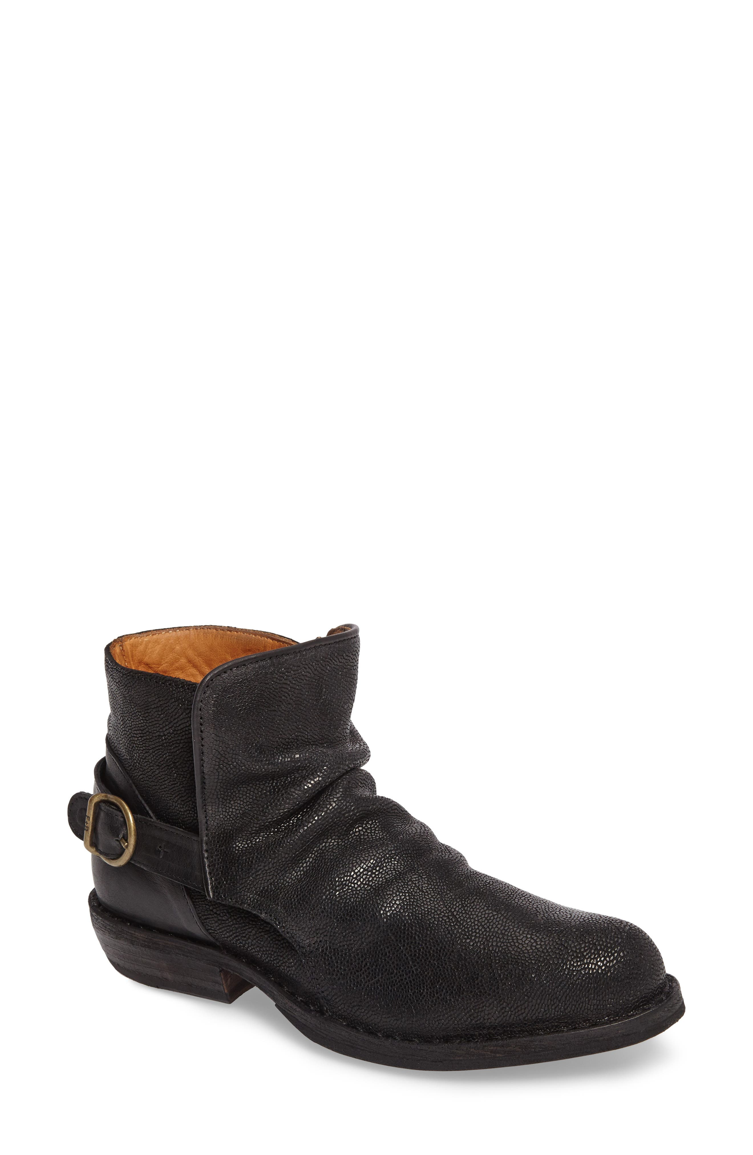 'Carol' Ankle Boot,                         Main,                         color, 002