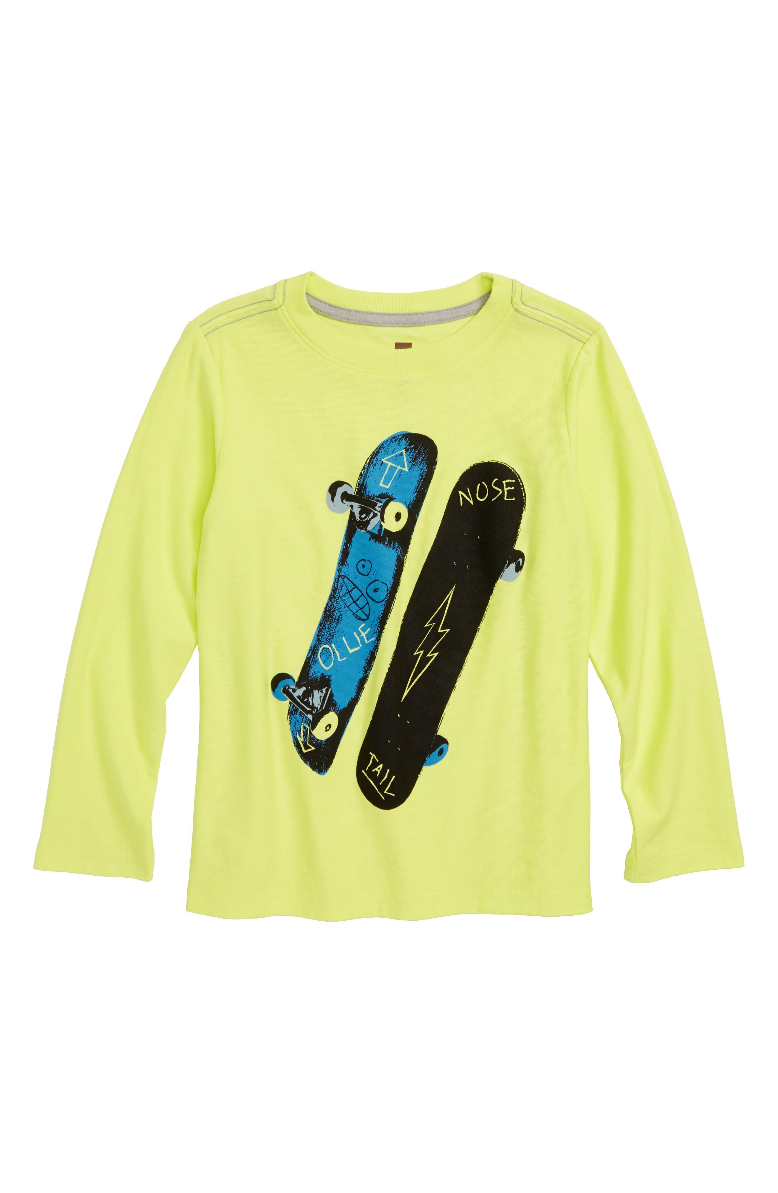 Kick Flip T-Shirt,                             Main thumbnail 1, color,                             739