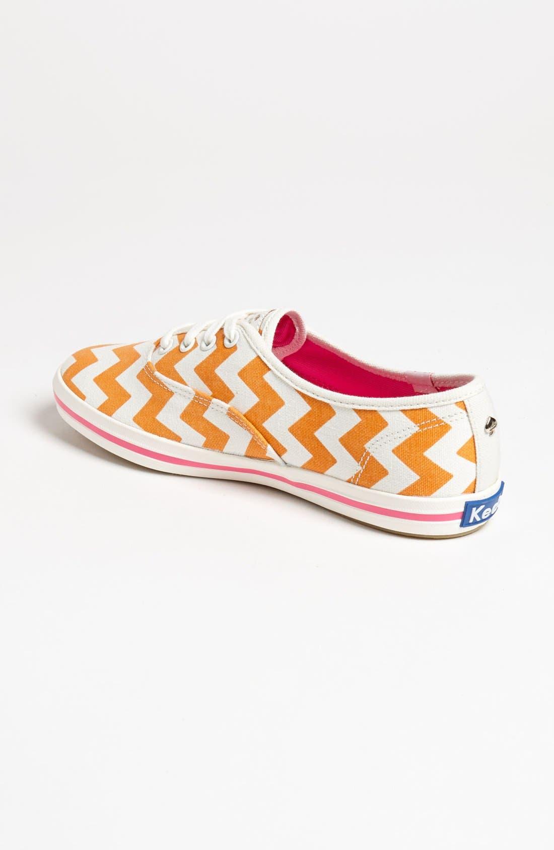Keds<sup>®</sup> for kate spade new york 'kick' sneaker,                             Alternate thumbnail 12, color,
