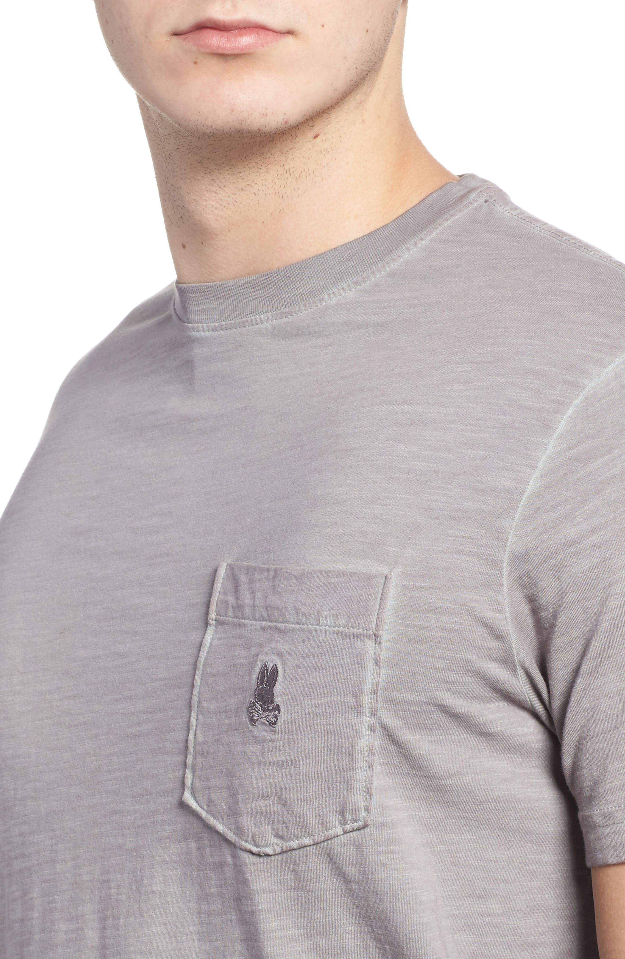 Sunwash Pocket T-Shirt,                             Alternate thumbnail 4, color,                             017
