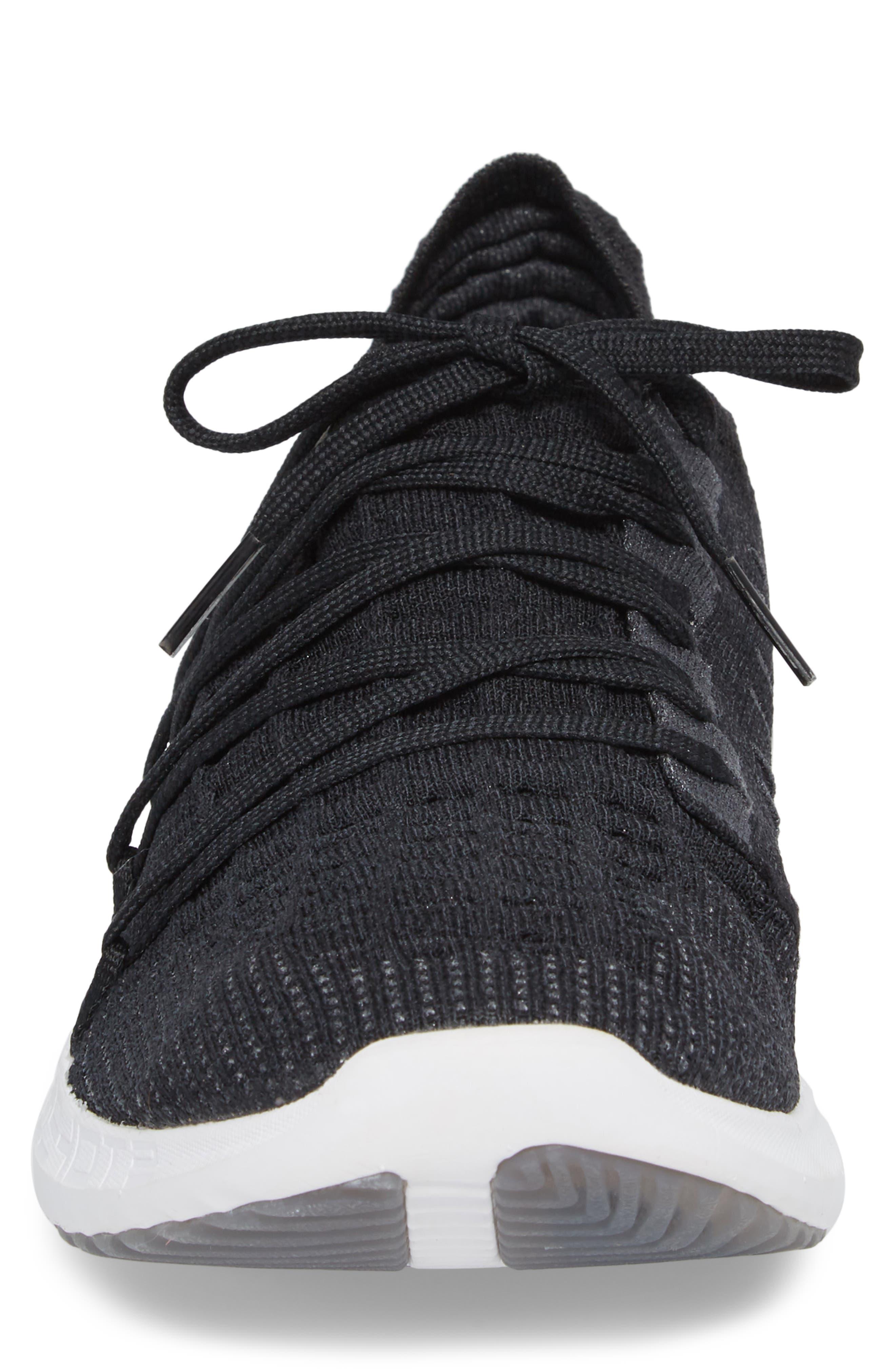 Speedform<sup>®</sup> Slingshot 2 Sneaker,                             Alternate thumbnail 4, color,                             BLACK / ANTHRACITE / METALLIC