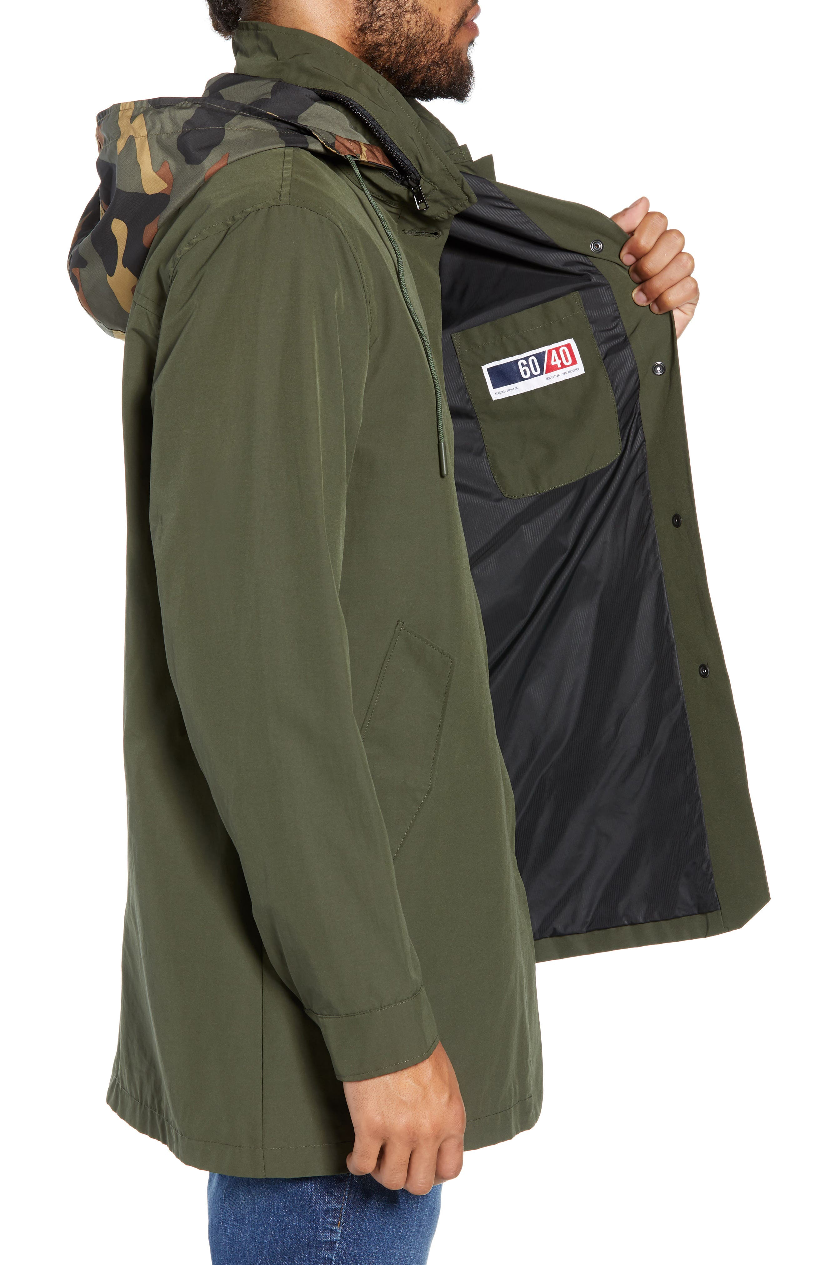 Stowaway Mac Jacket,                             Alternate thumbnail 3, color,                             306